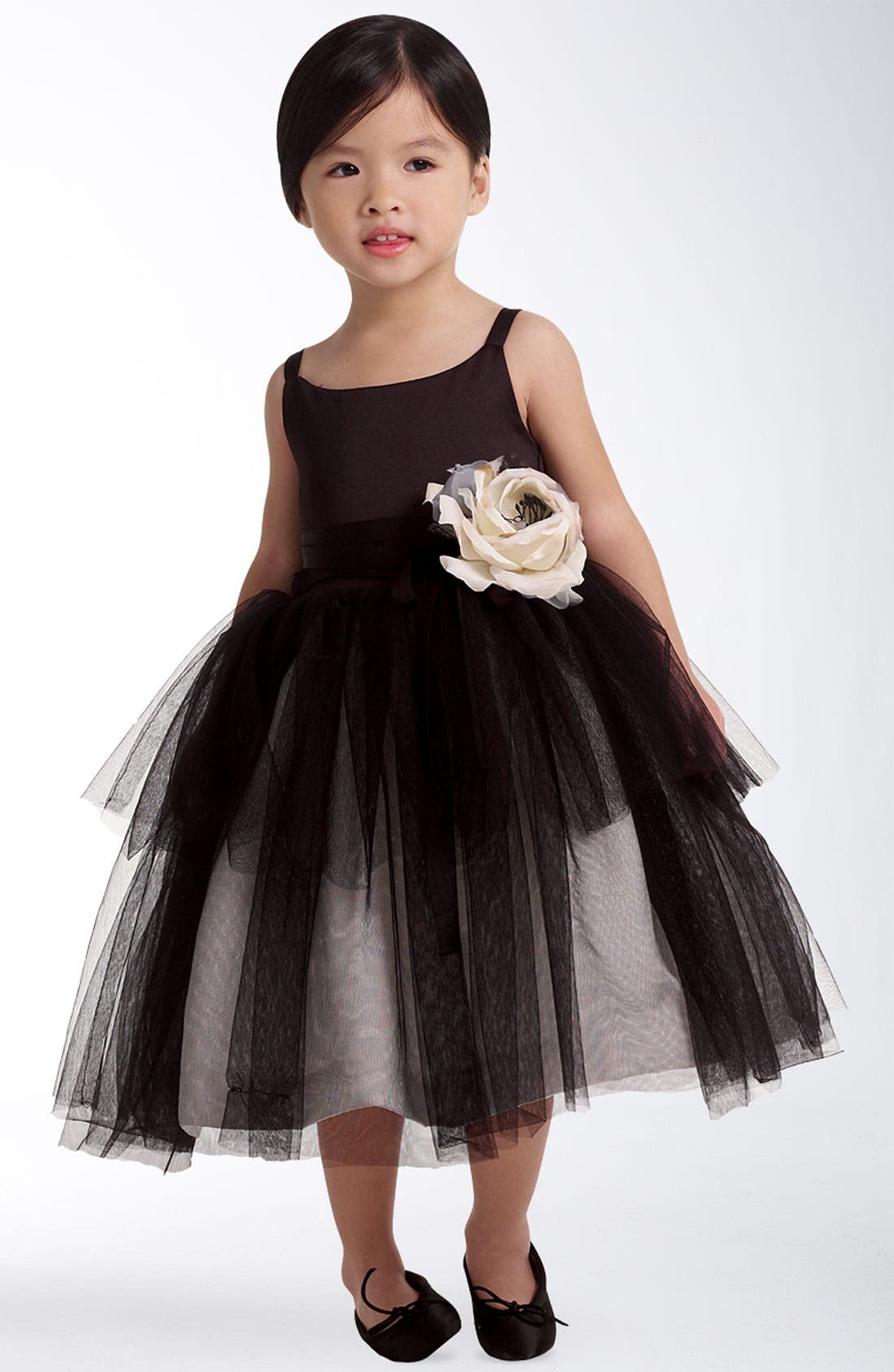 Tulle Ballerina Dress,                             Main thumbnail 2, color,