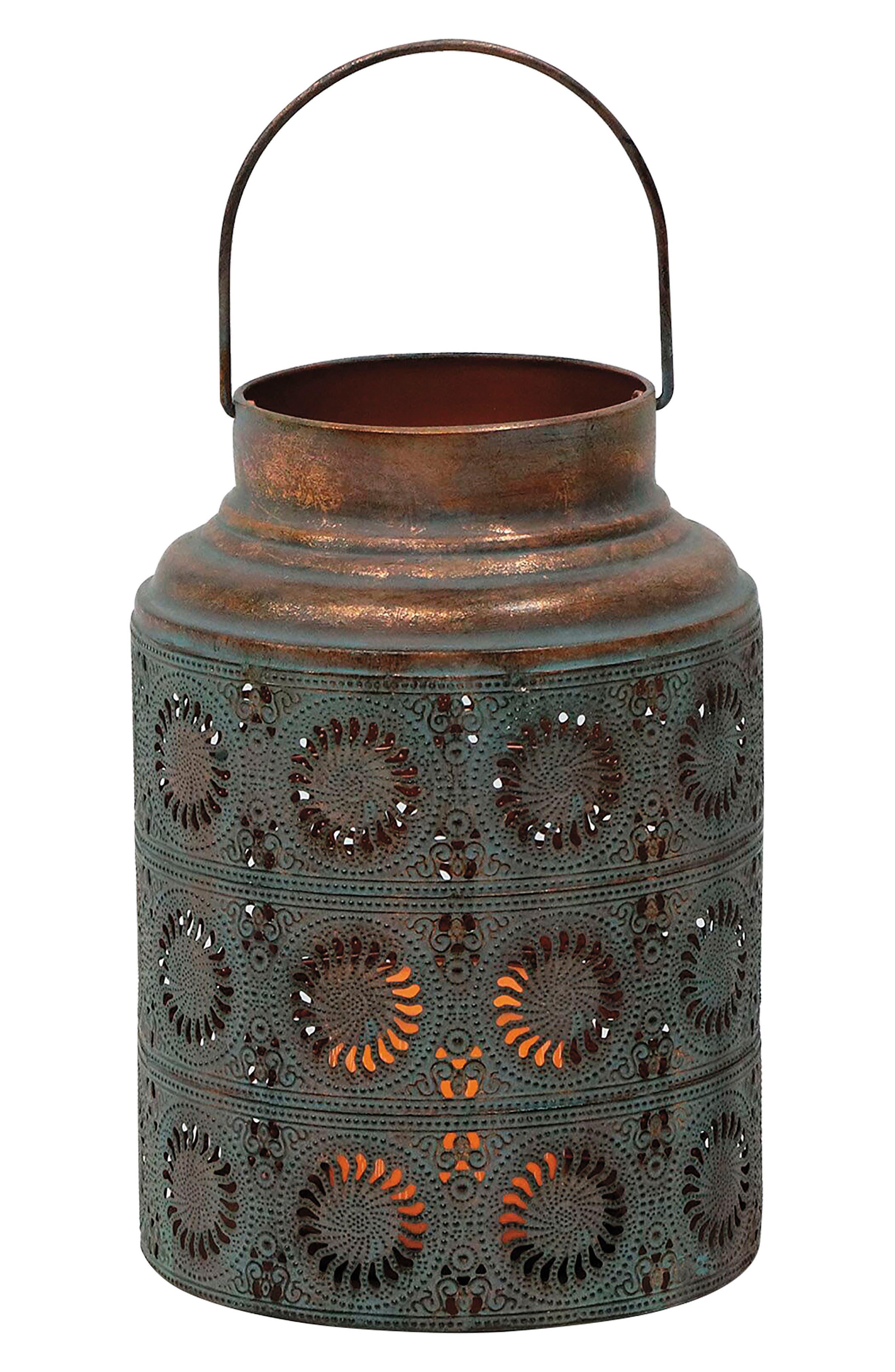 Scrollwork Lantern,                         Main,                         color, 220