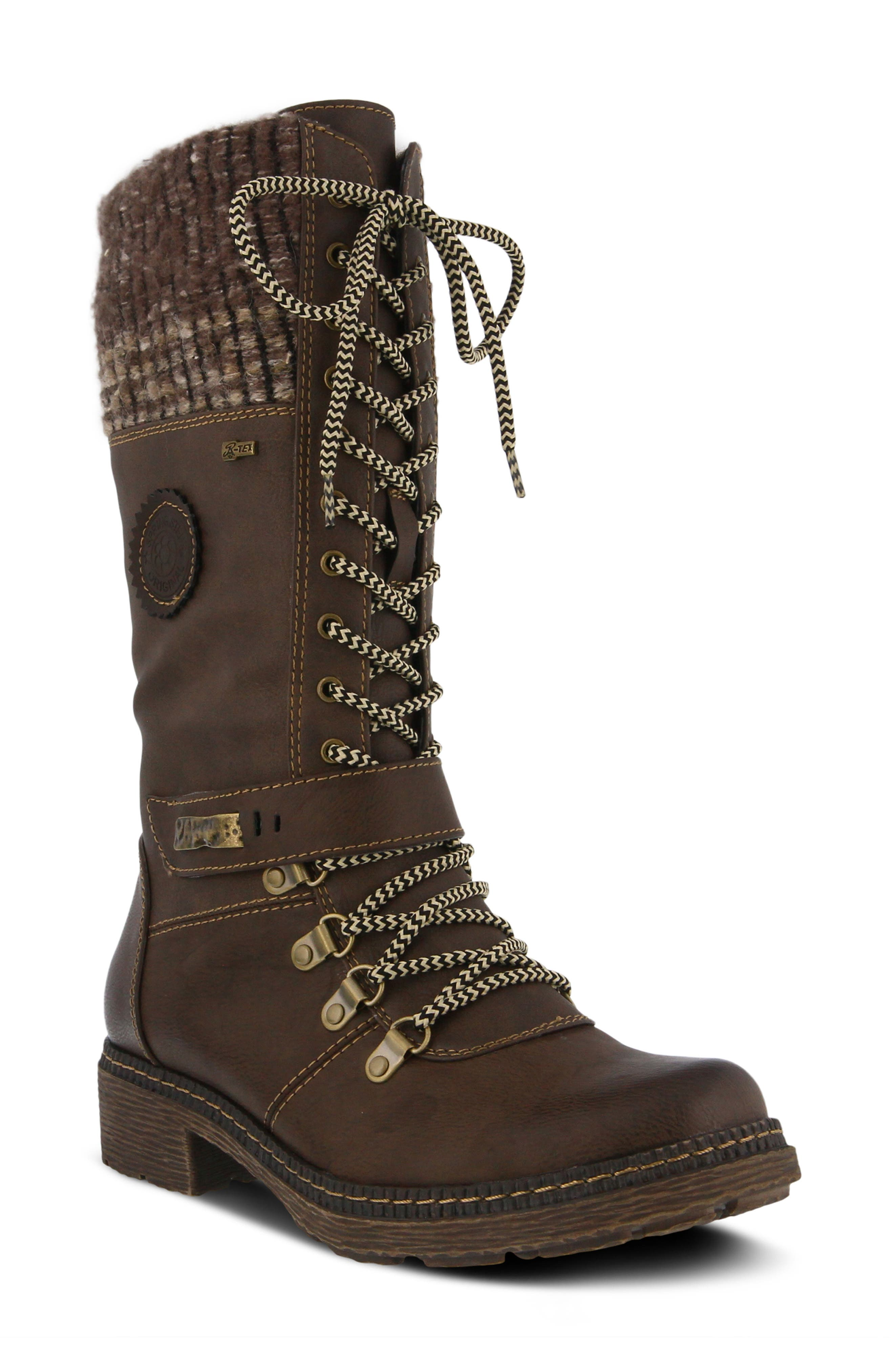 Spring Step Ababi Boot - Beige