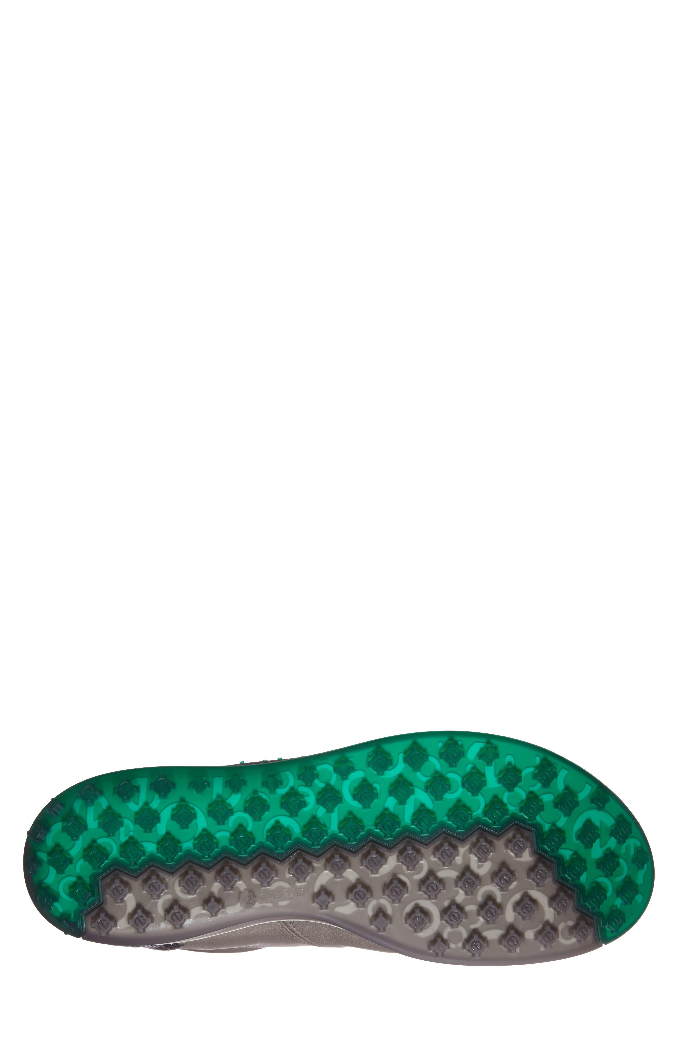 BIOM Hybrid 2 Golf Shoe,                             Alternate thumbnail 5, color,                             WARM GREY/ GREEN