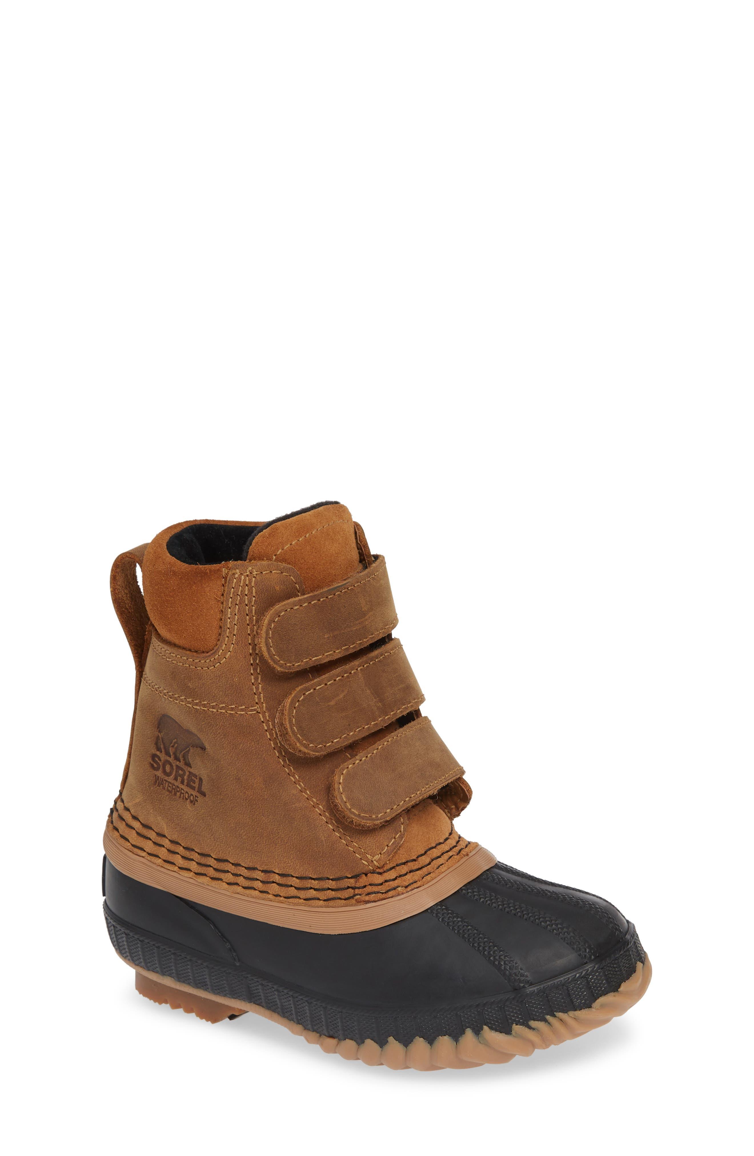 Cheyanne<sup>™</sup> II Waterproof Boot,                             Main thumbnail 1, color,                             ELK/ BLACK