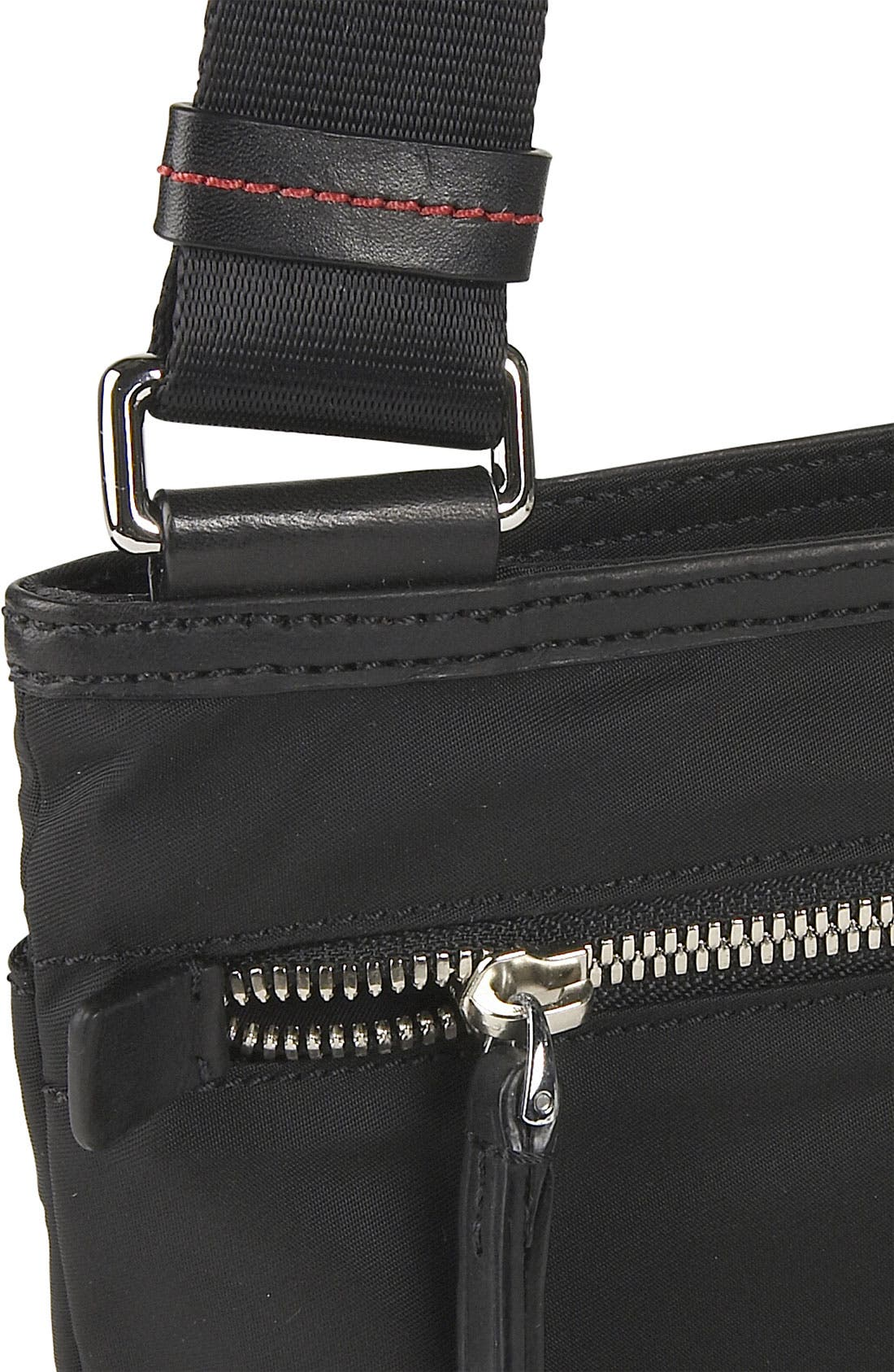 'Voyager - Capri' Crossbody Bag,                             Alternate thumbnail 2, color,                             001