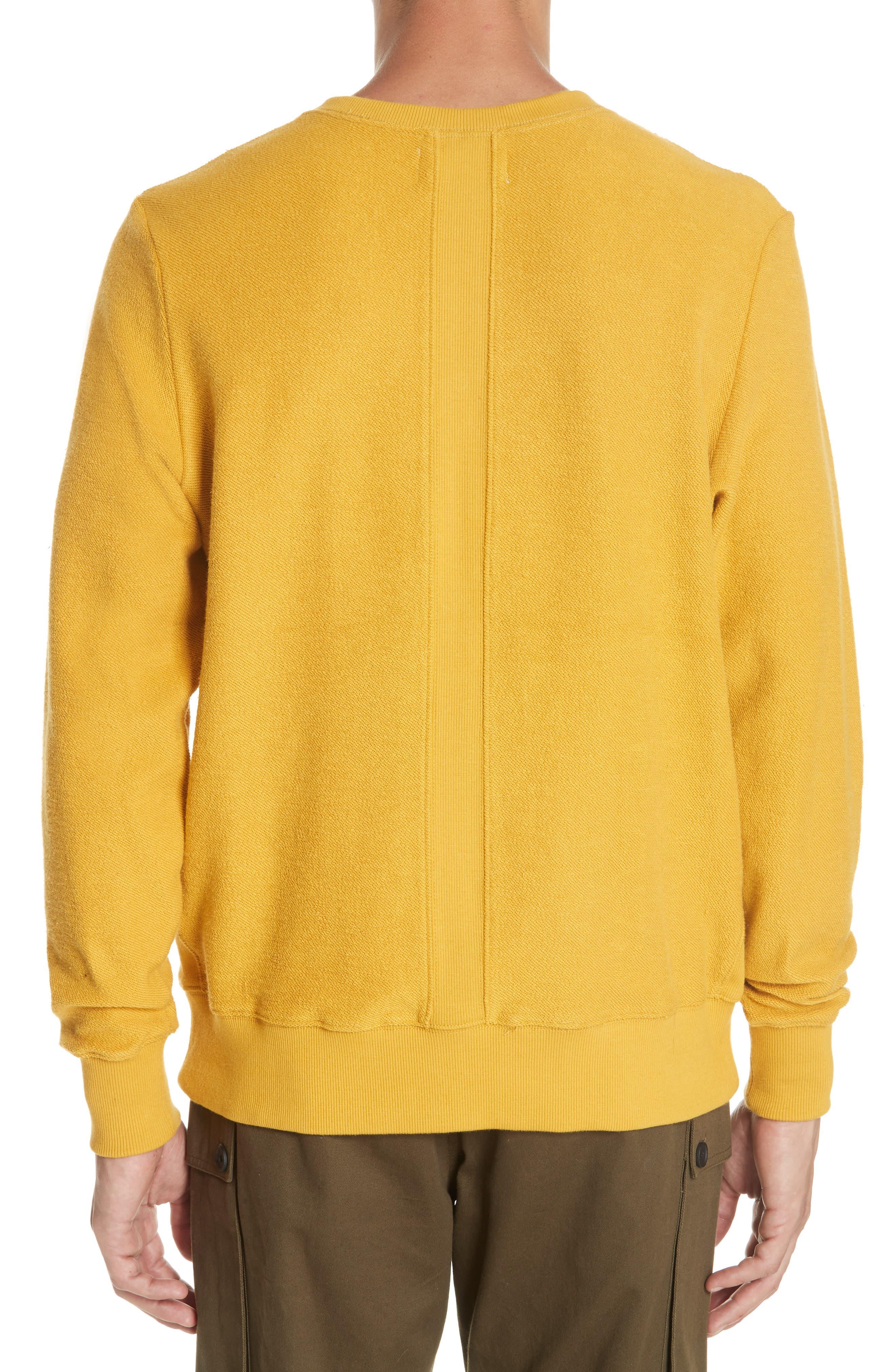 Type-01 Crewneck Sweatshirt,                             Alternate thumbnail 2, color,                             711