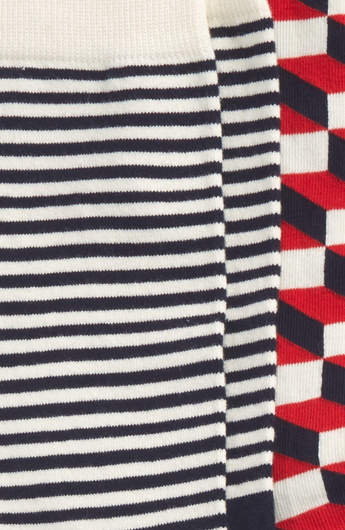 4-Pack Sock Gift Set,                             Alternate thumbnail 3, color,