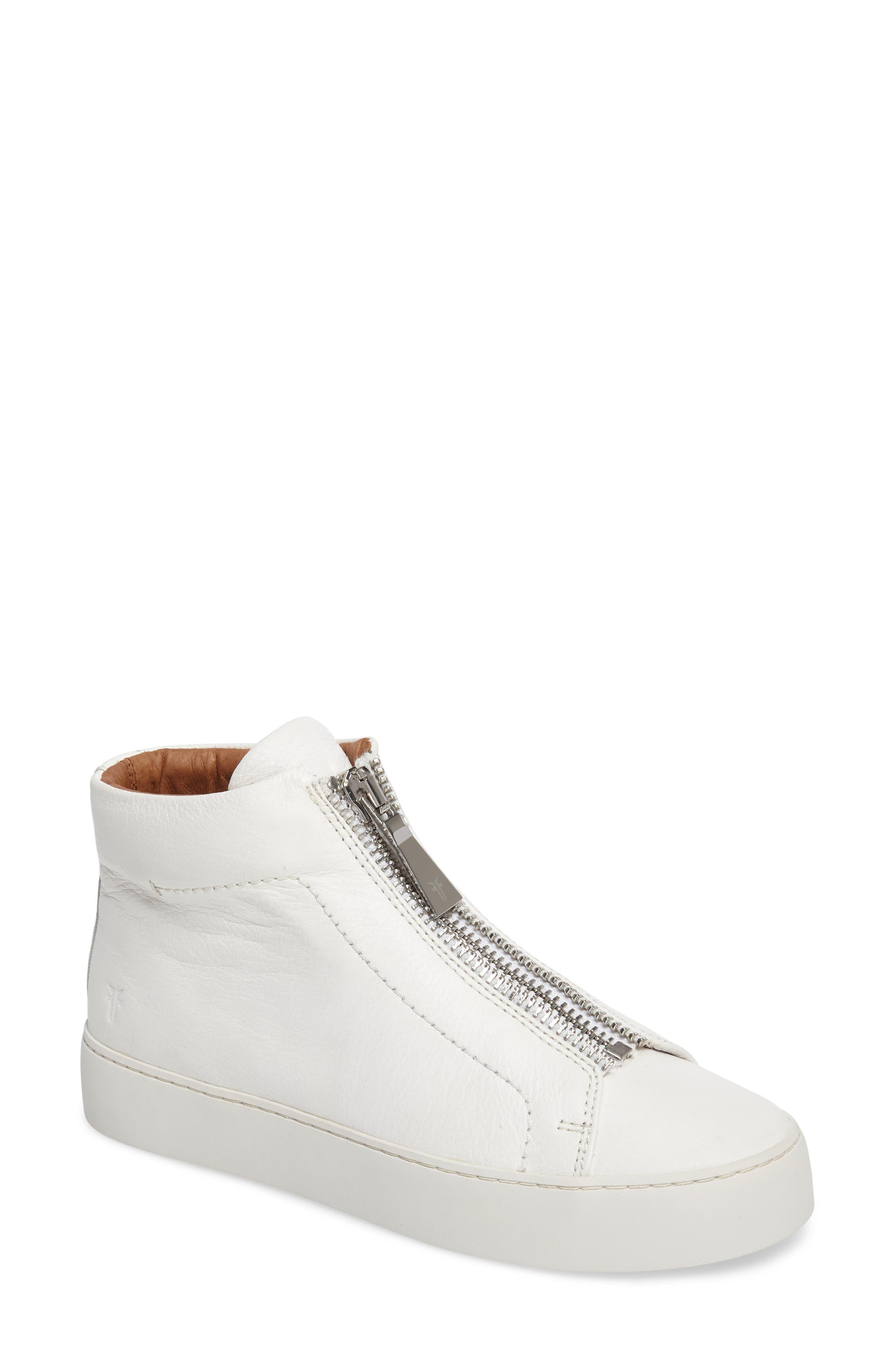 Frye Sneakers LENA ZIP HIGH TOP SNEAKER