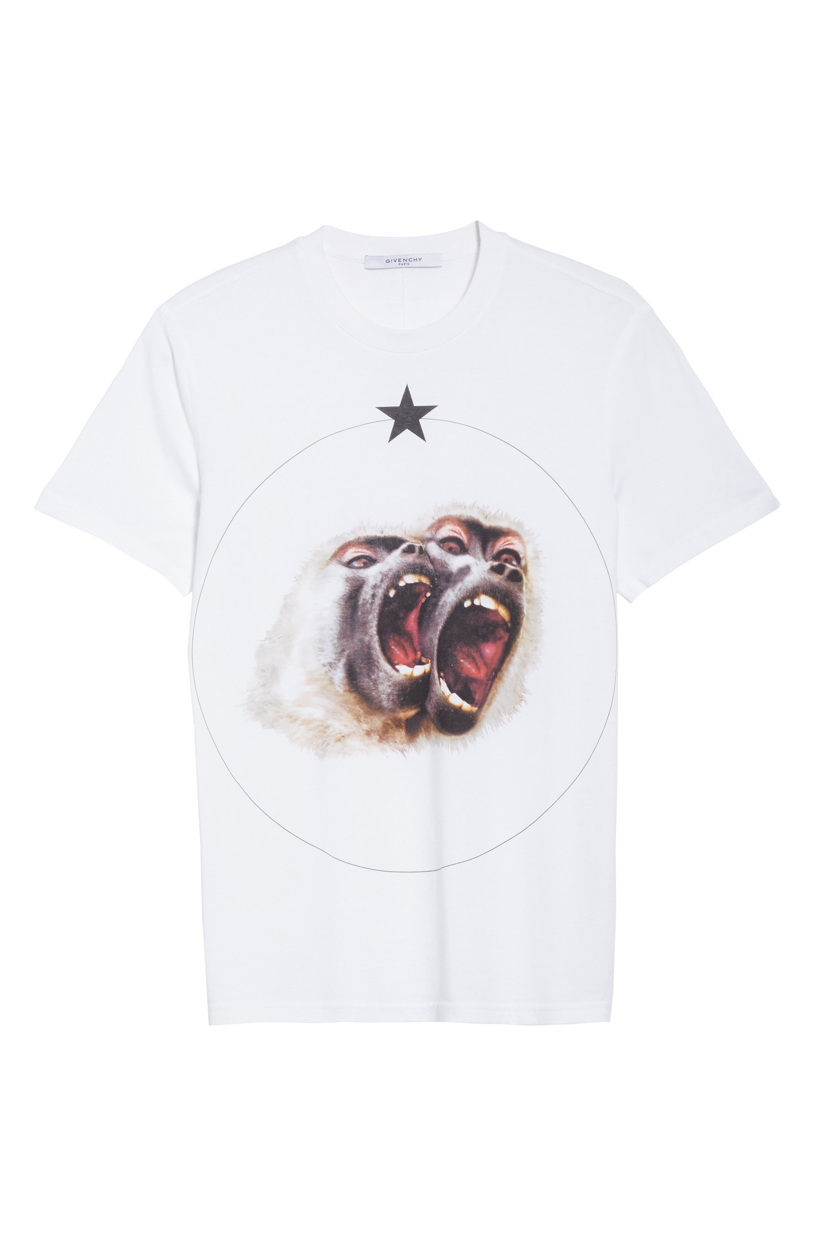Cuban Fit Monkey Brothers Graphic T-Shirt,                             Alternate thumbnail 17, color,