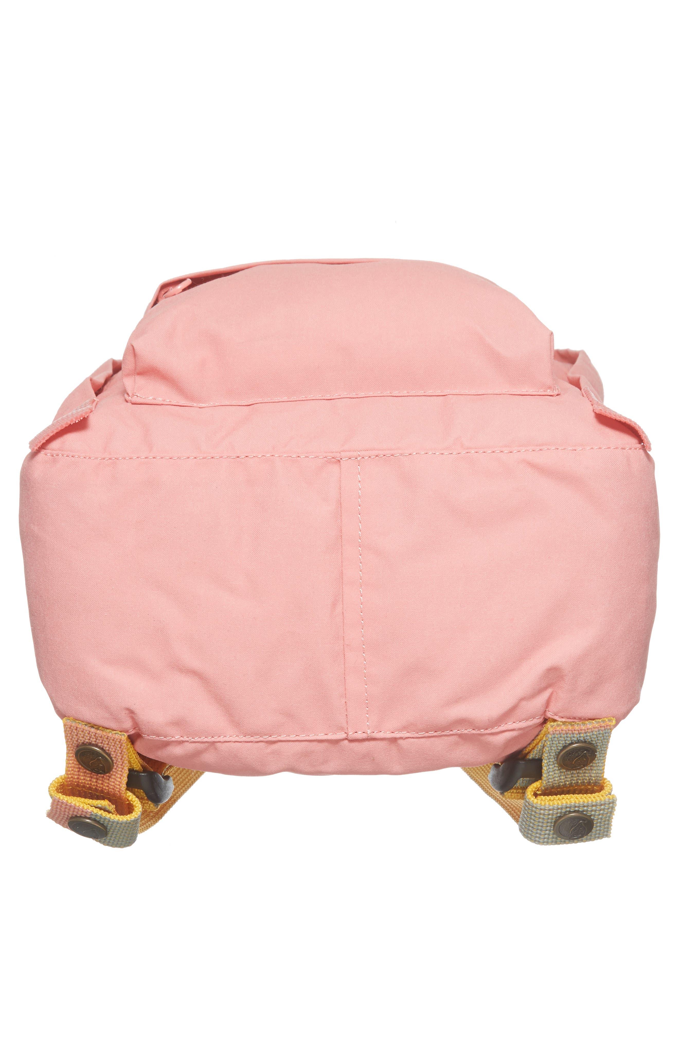 Mini Kånken Backpack,                             Alternate thumbnail 6, color,                             699