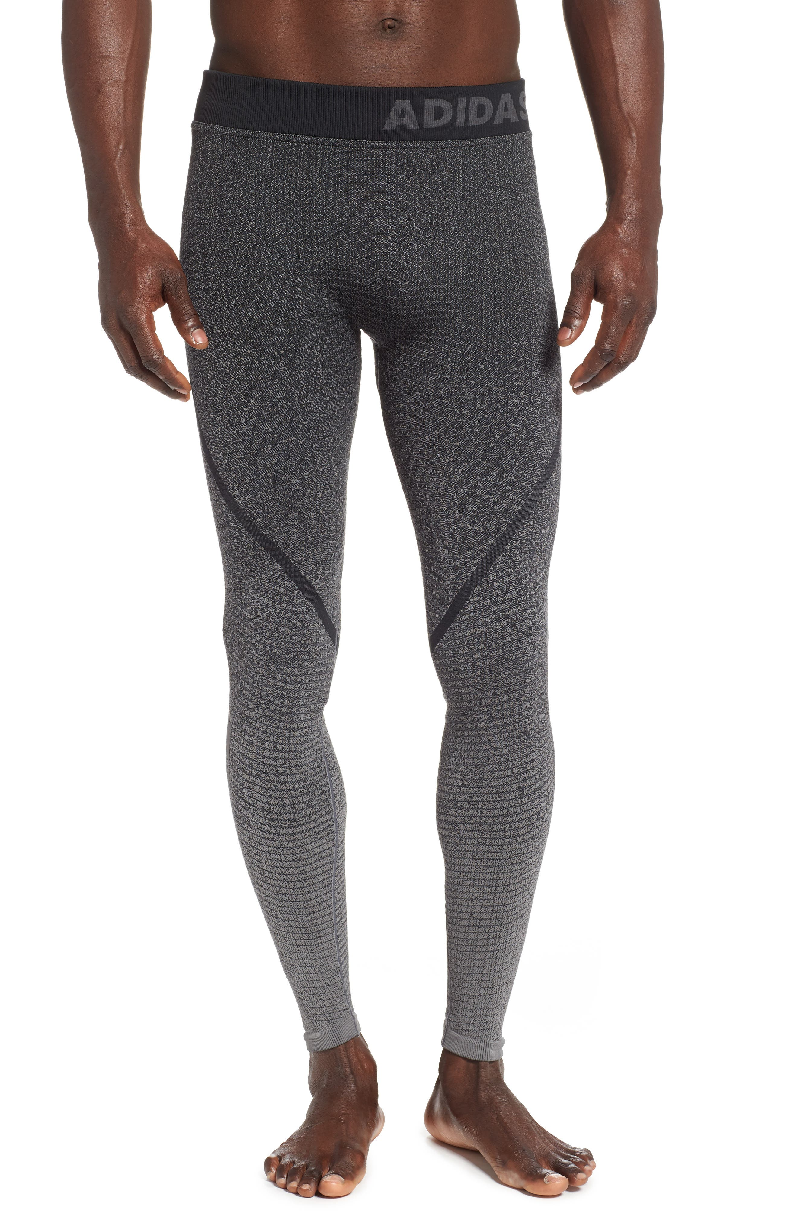 Adidas Alphaskin 360 Seamless Compression Training Tights