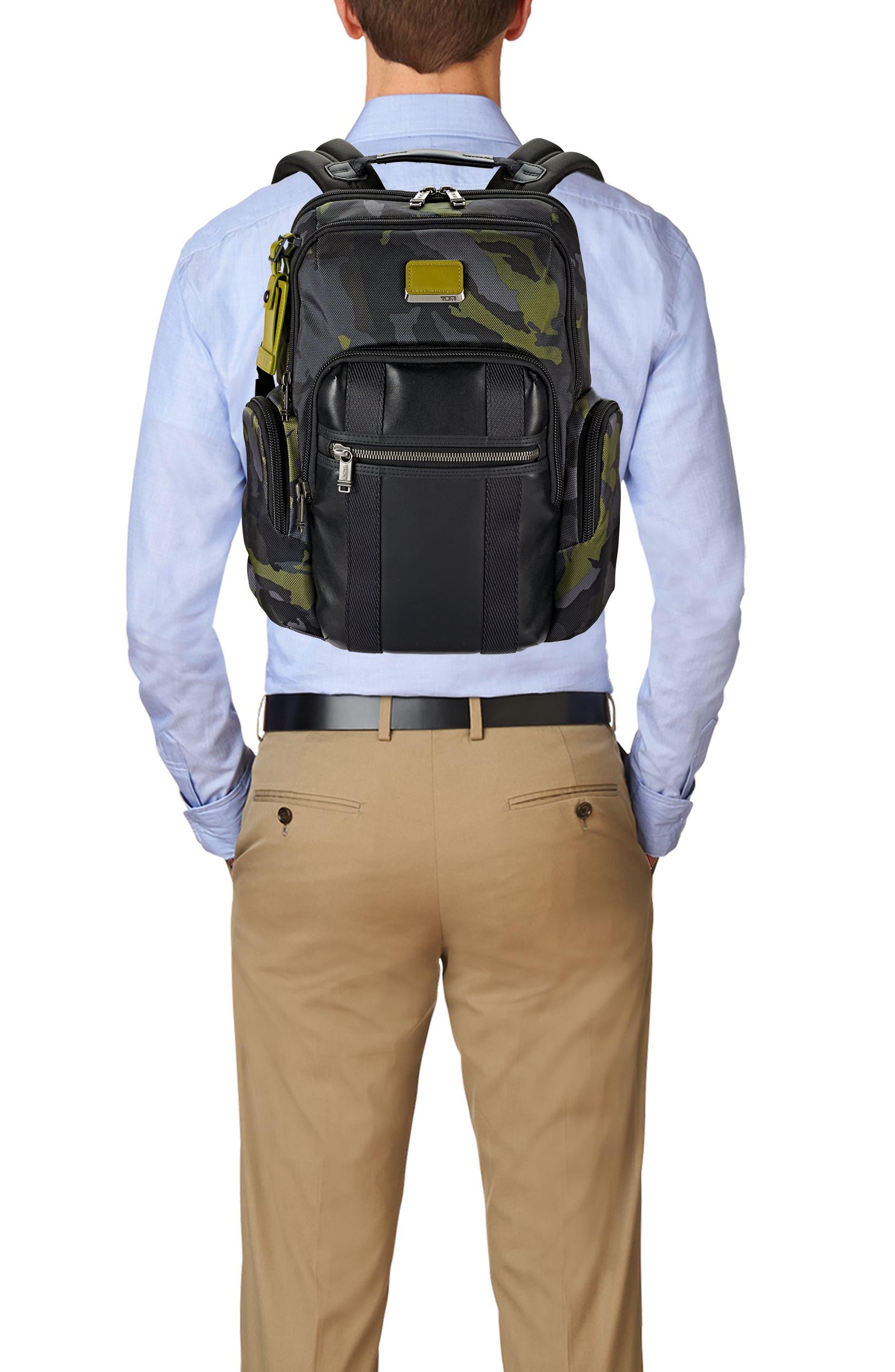 Alpha Bravo - Nellis Backpack,                             Alternate thumbnail 6, color,                             314