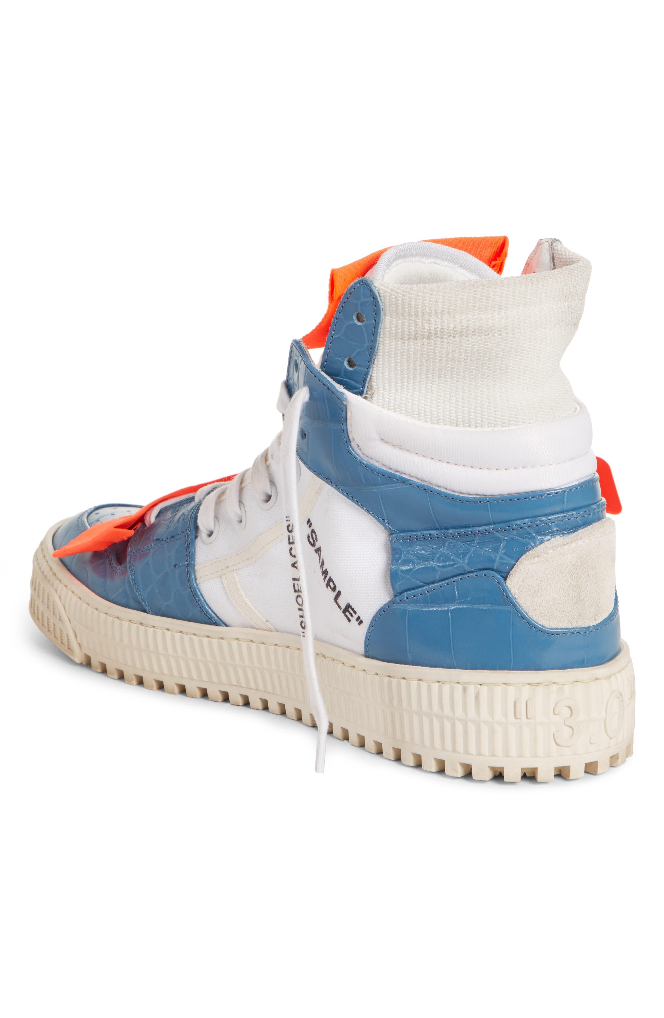Low 3.0 Sneaker,                             Alternate thumbnail 2, color,                             BLUE NO COLOR