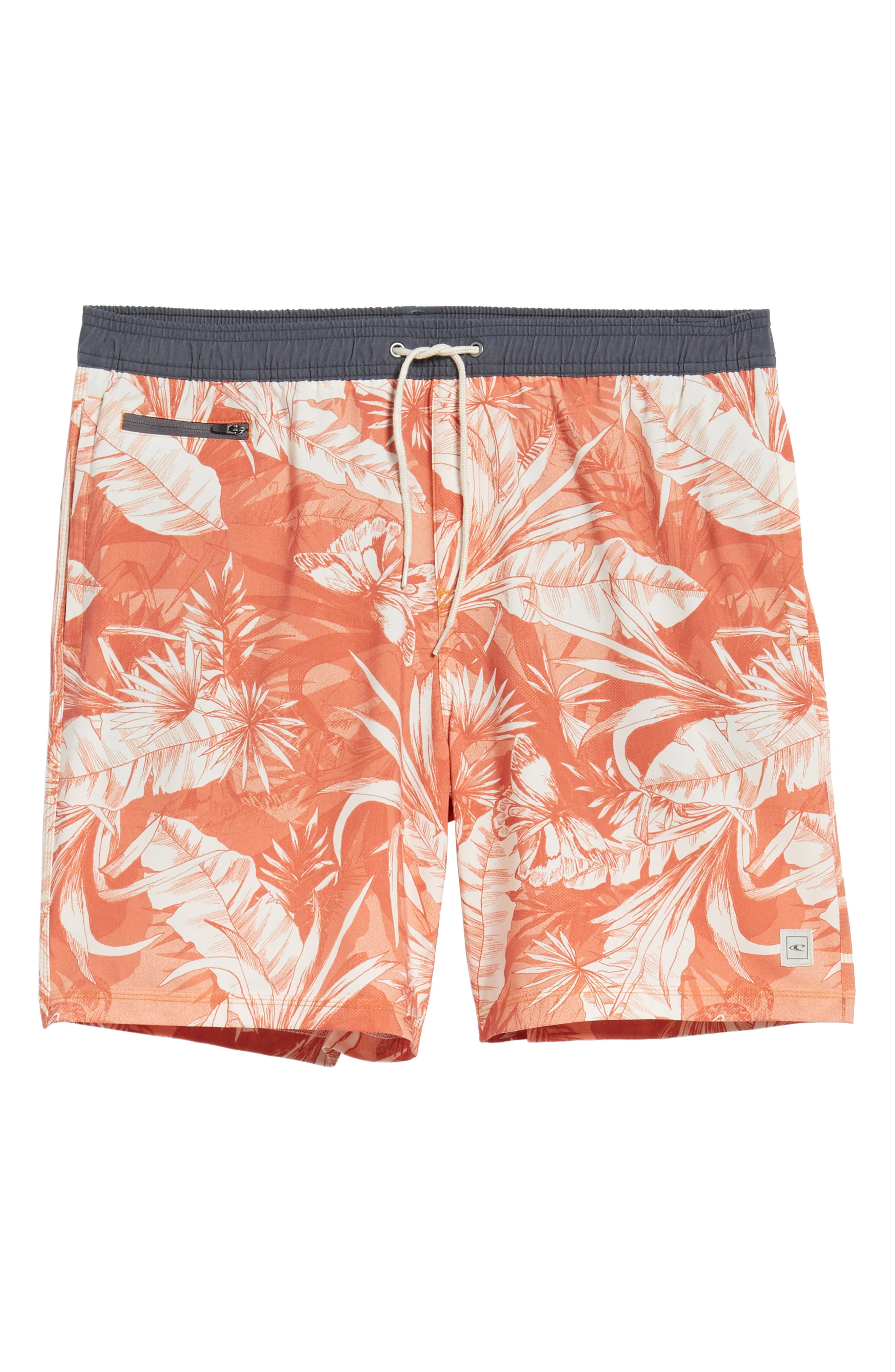 Sunset Board Shorts,                             Alternate thumbnail 6, color,                             214