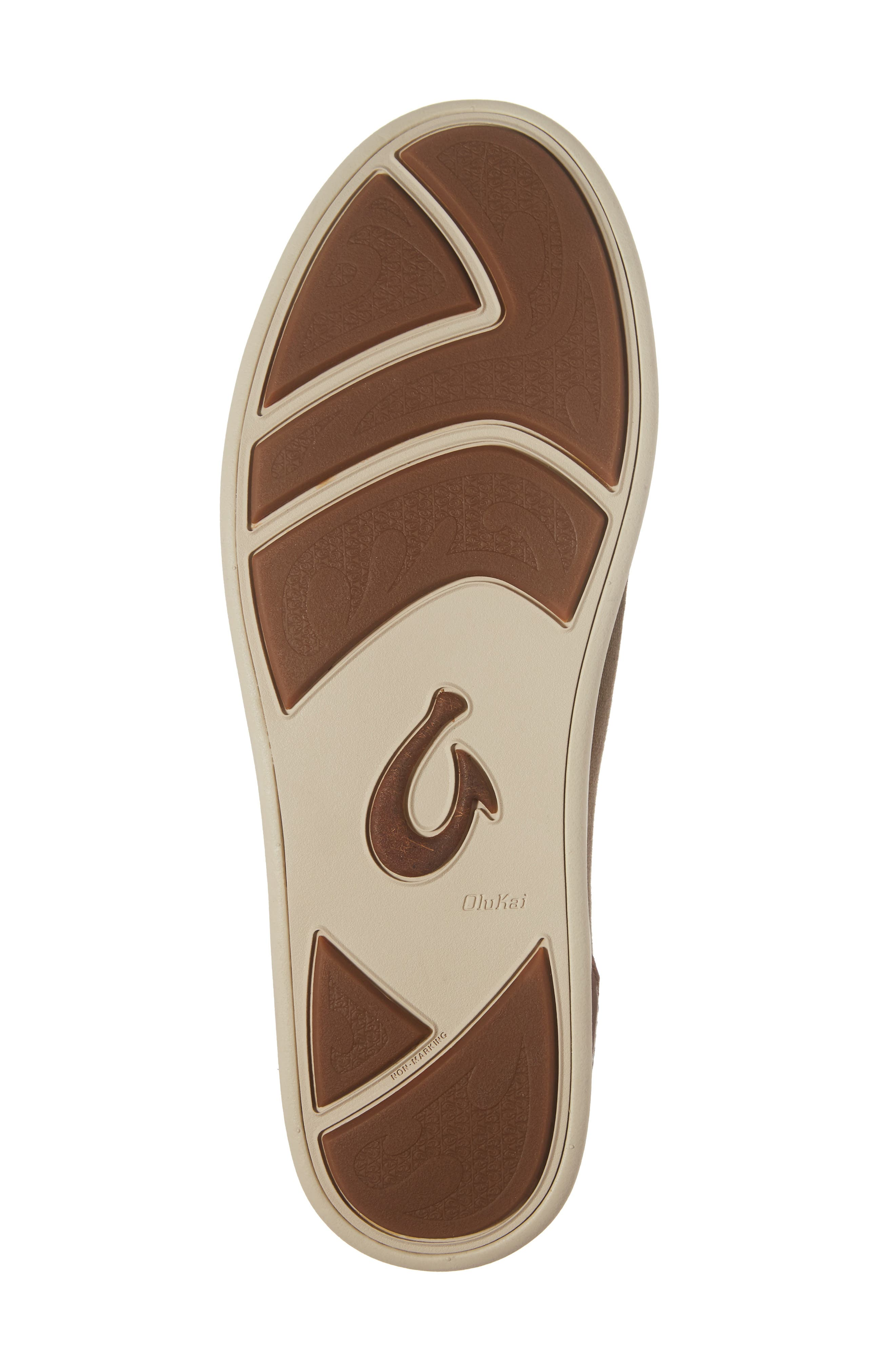 Manoa Sneaker,                             Alternate thumbnail 6, color,                             MUSTANG/ TOFFEE