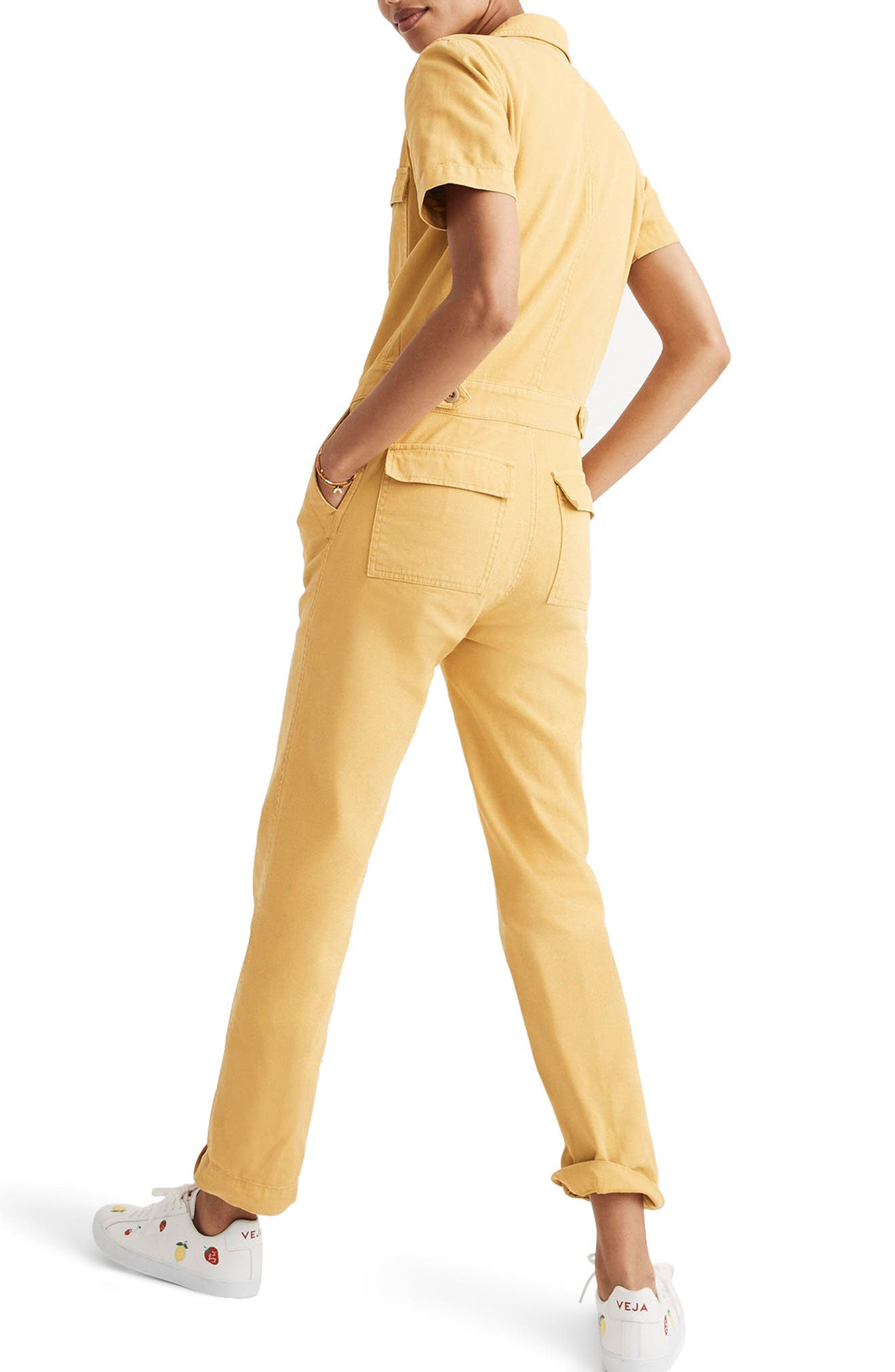 Coverall Jumpsuit,                             Alternate thumbnail 2, color,                             700
