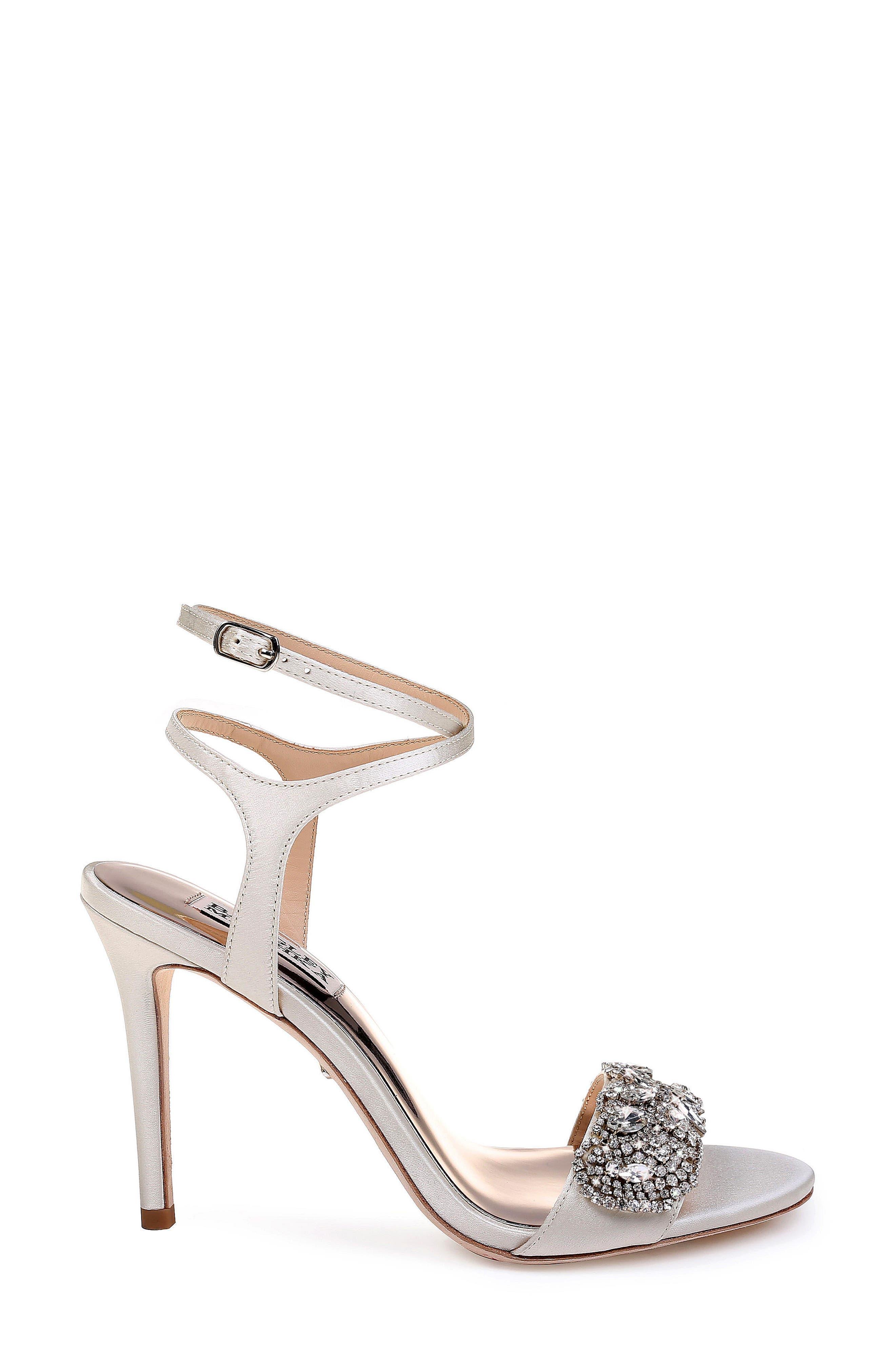 Hailey Embellished Ankle Strap Sandal,                             Alternate thumbnail 15, color,