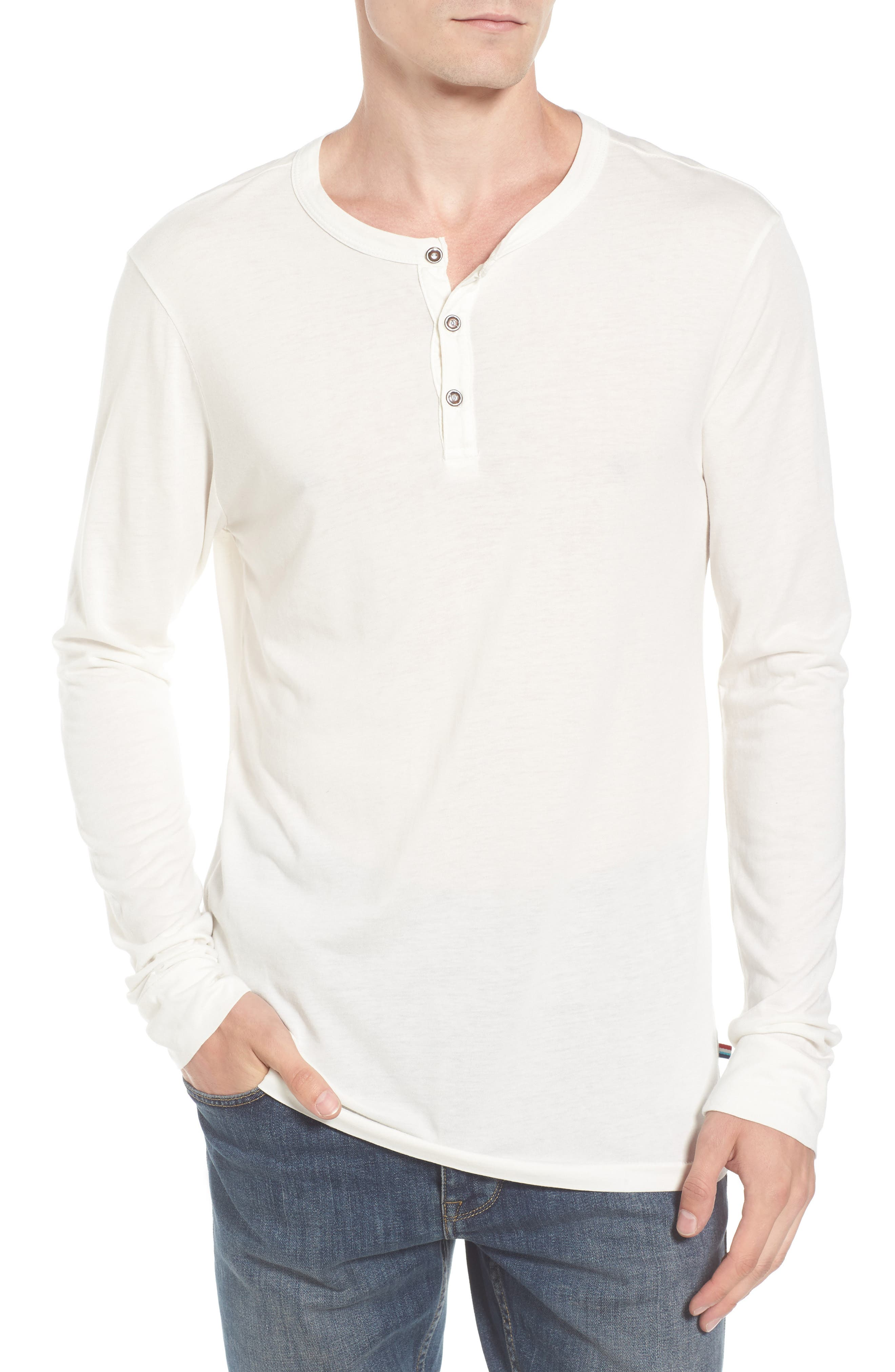 Essential Henley,                         Main,                         color, 110