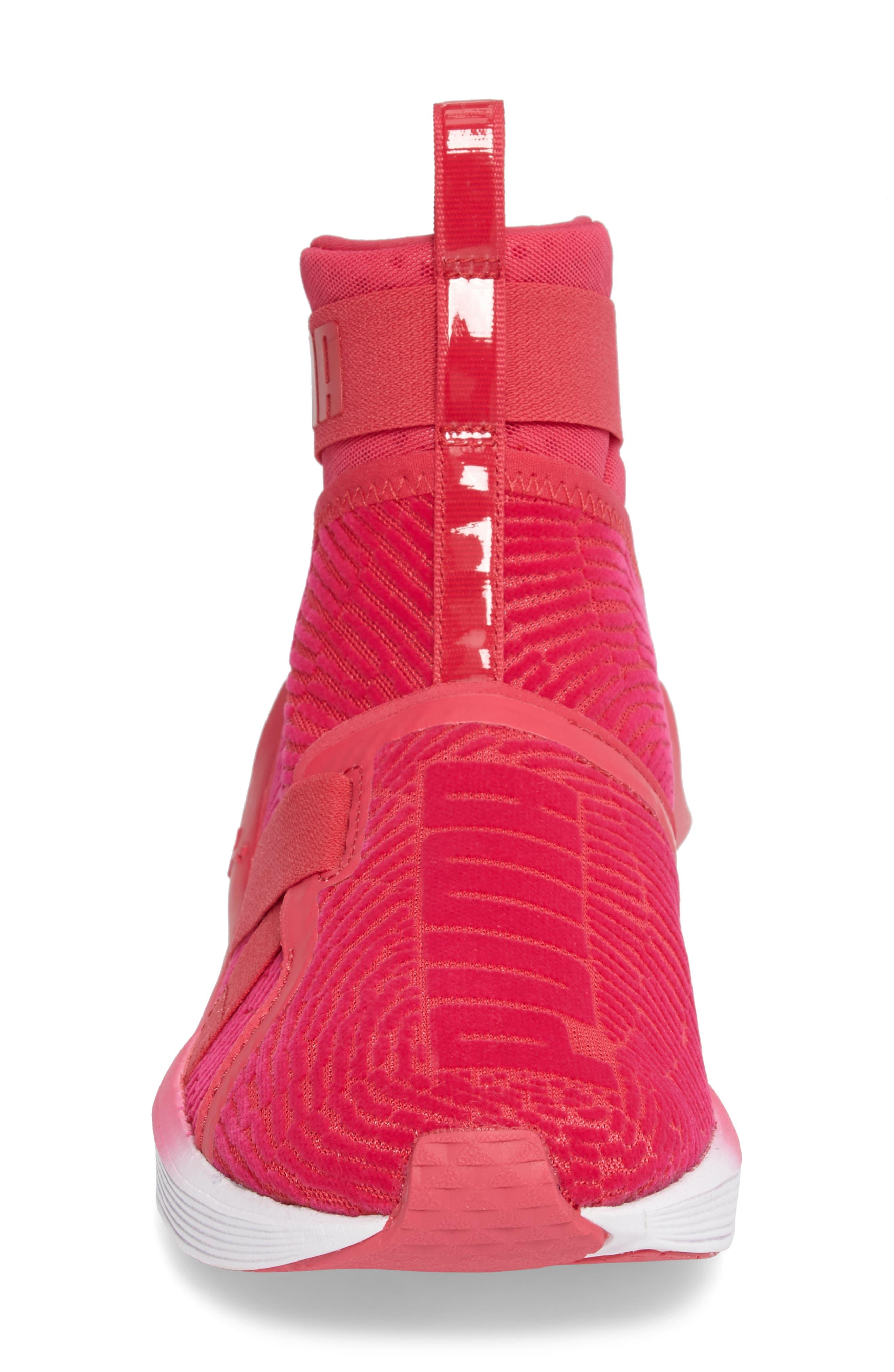 Fierce Strap Training Sneaker,                             Alternate thumbnail 32, color,