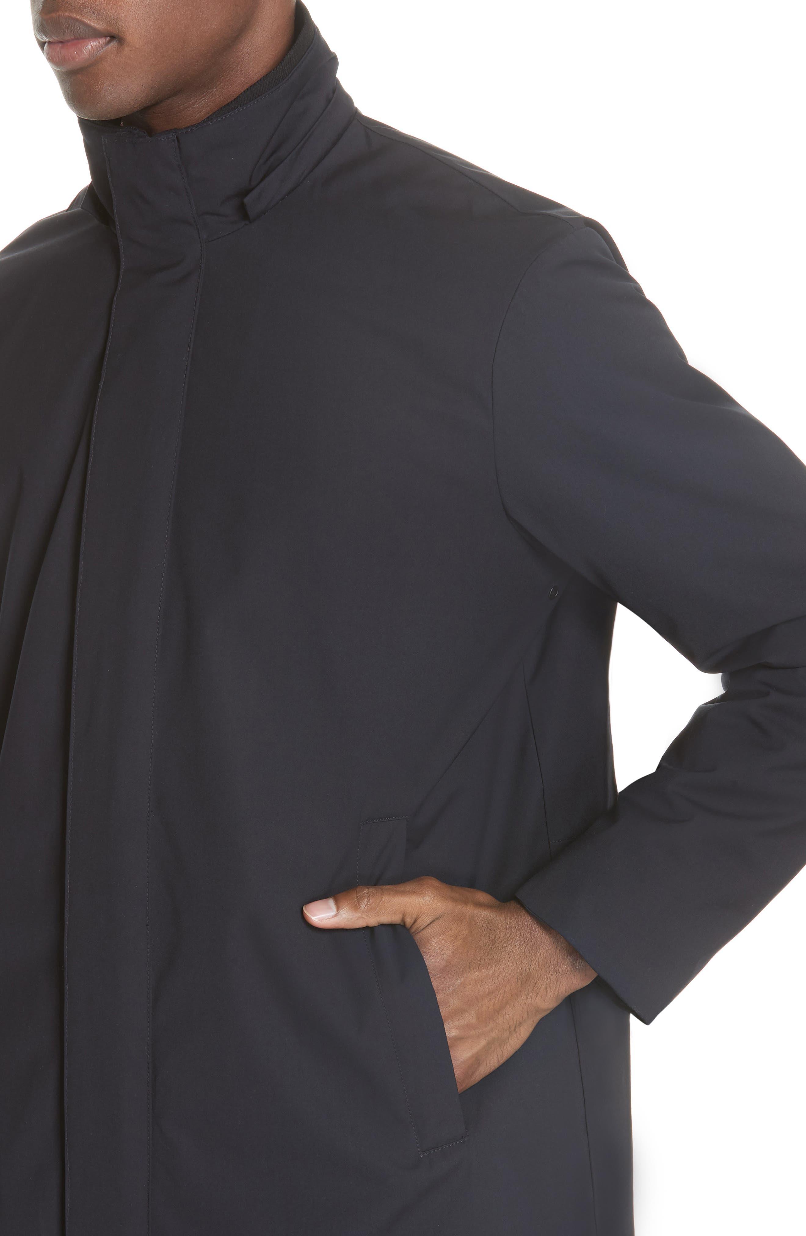 Matrix Jacket,                             Alternate thumbnail 4, color,                             BLUE