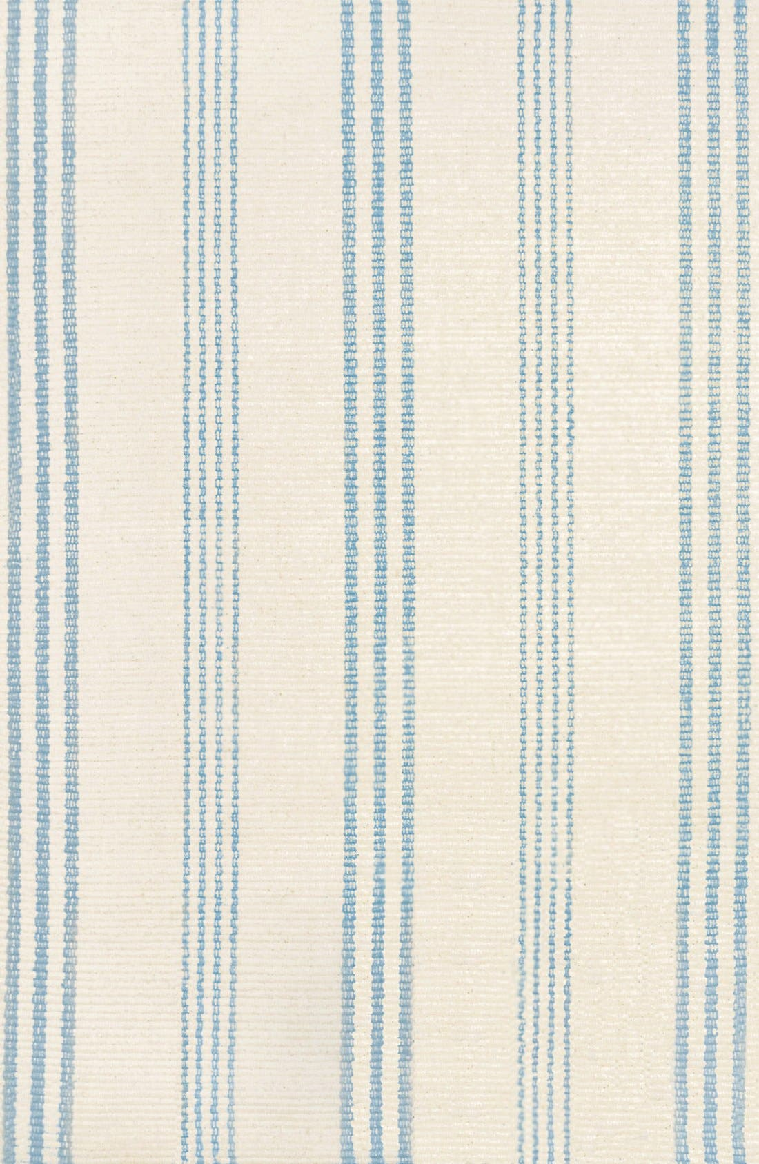 'Swedish' Stripe Rug,                             Main thumbnail 1, color,                             IVORY/ BLUE