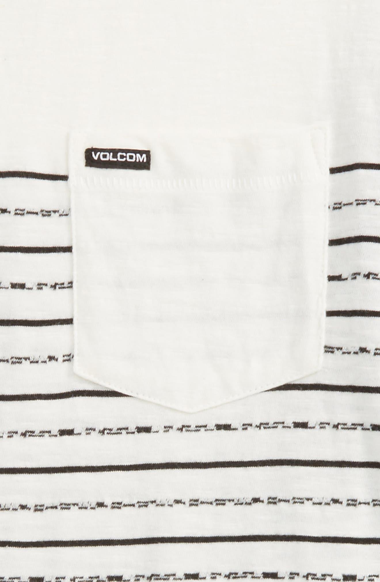 Threezy Pocket T-Shirt,                             Alternate thumbnail 2, color,                             909