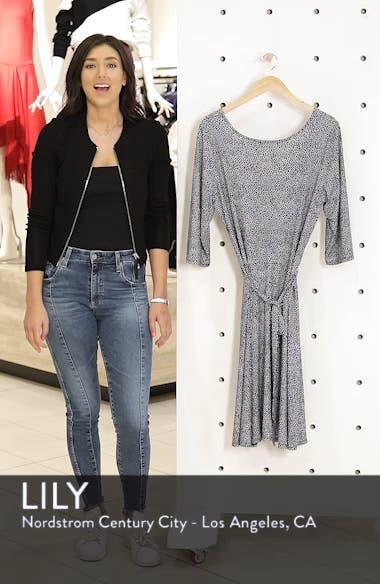 Llana Stretch Jersey Dress, sales video thumbnail