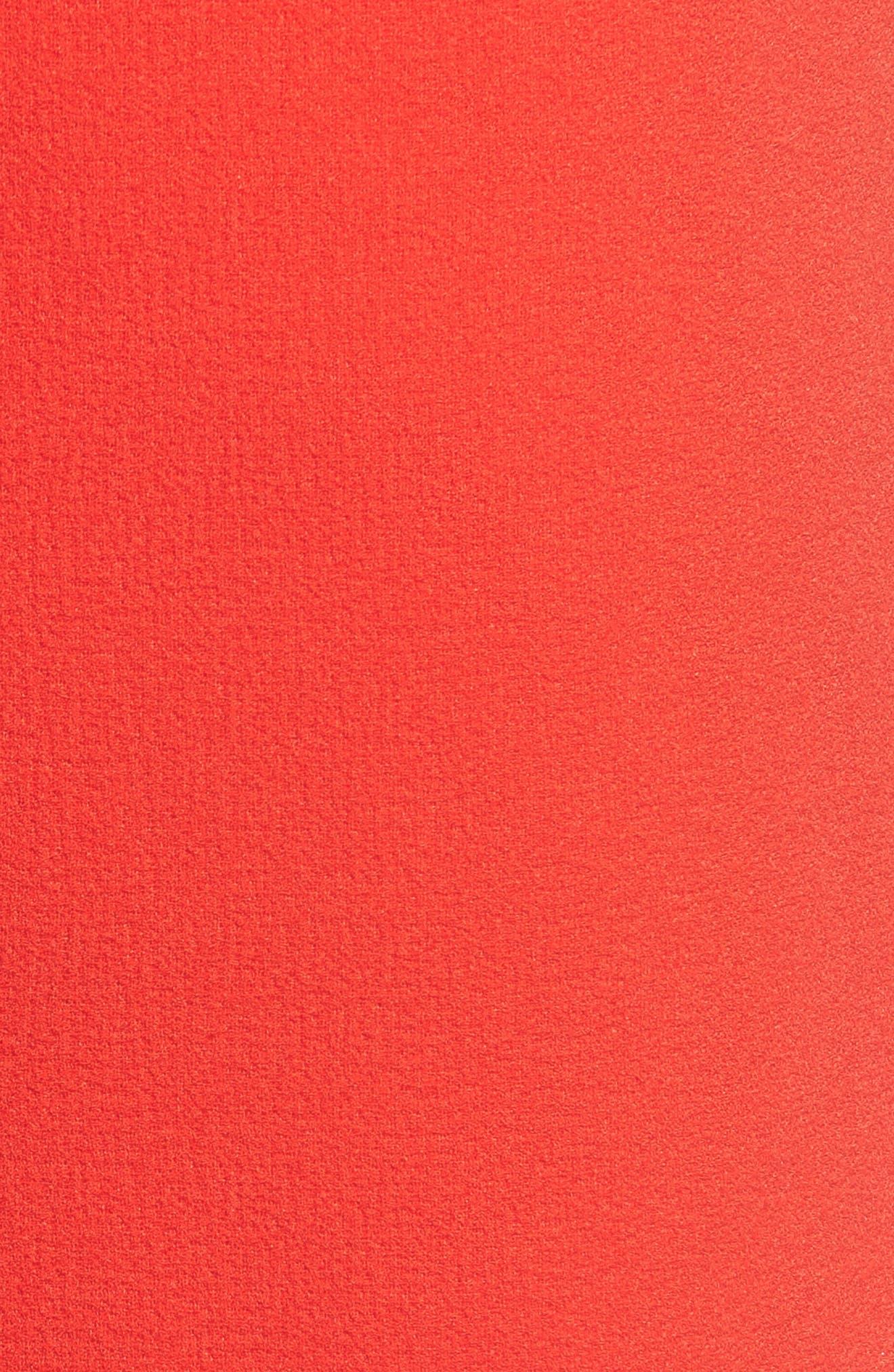 Hailey Crepe Dress,                             Alternate thumbnail 131, color,