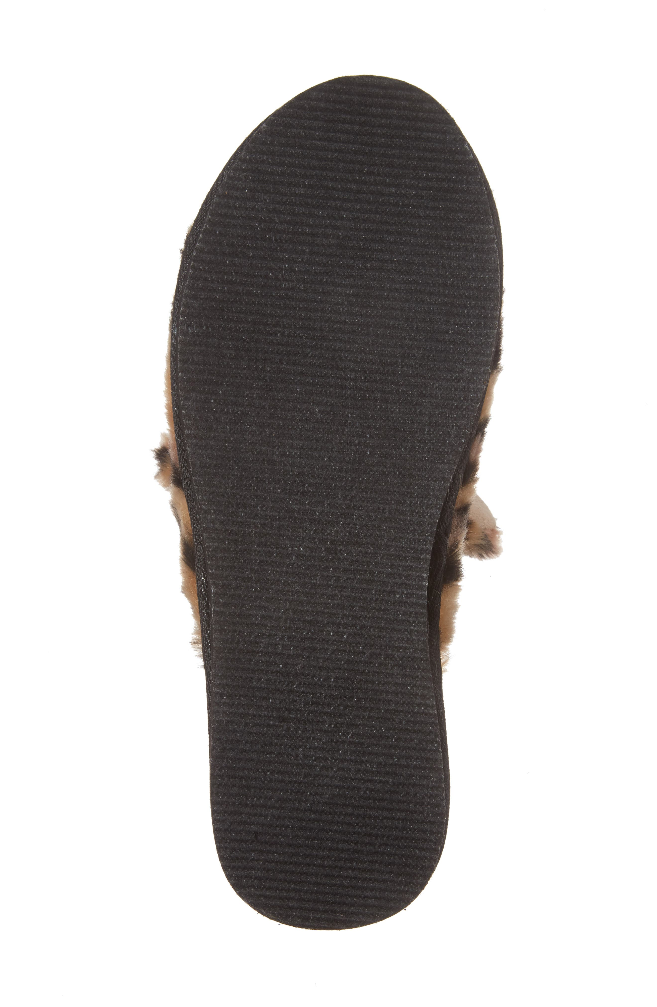 belindy scuff slipper,                             Alternate thumbnail 6, color,                             278