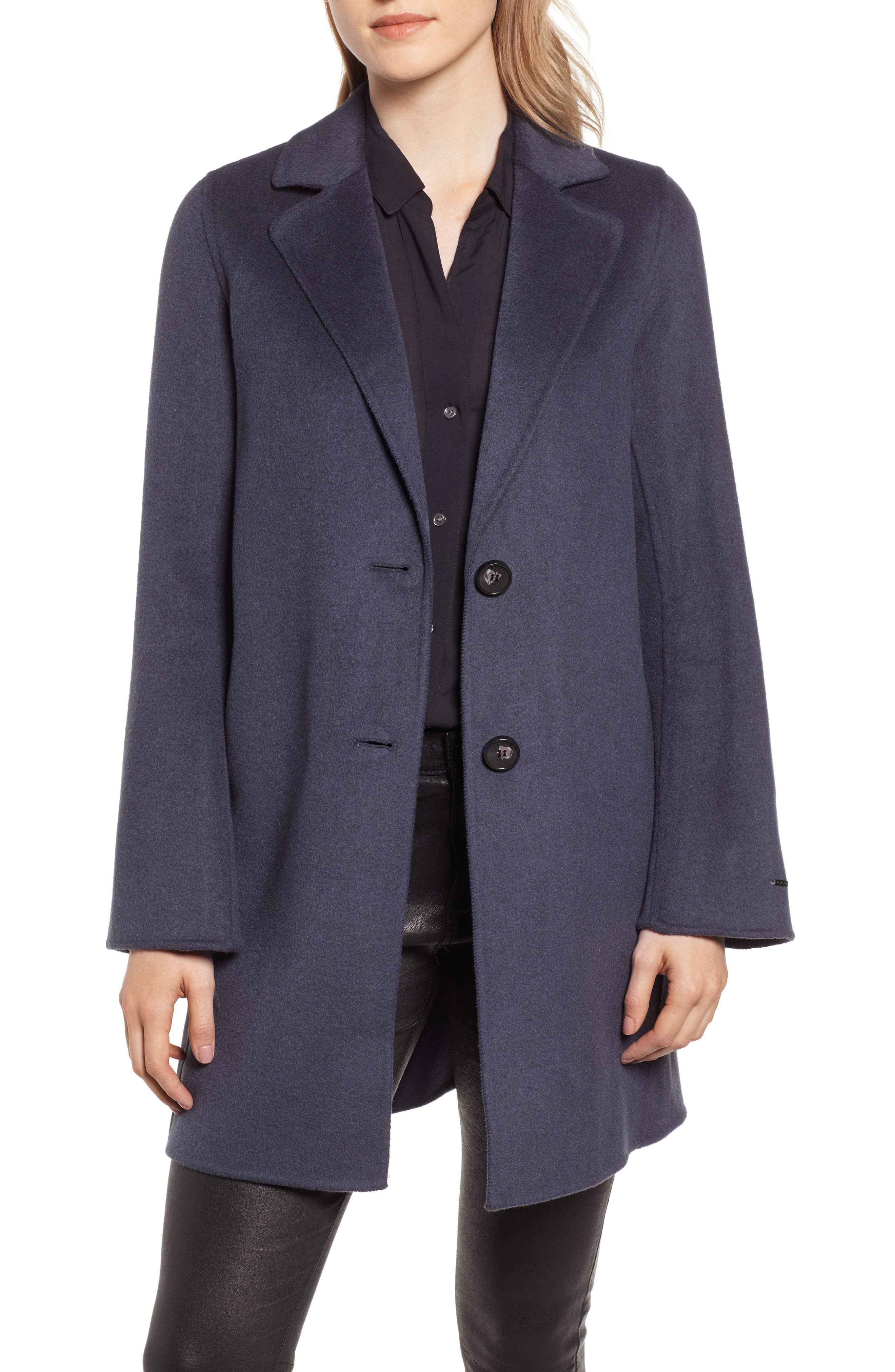 Jayden Bell Sleeve Jacket,                             Main thumbnail 1, color,                             SEA GREY