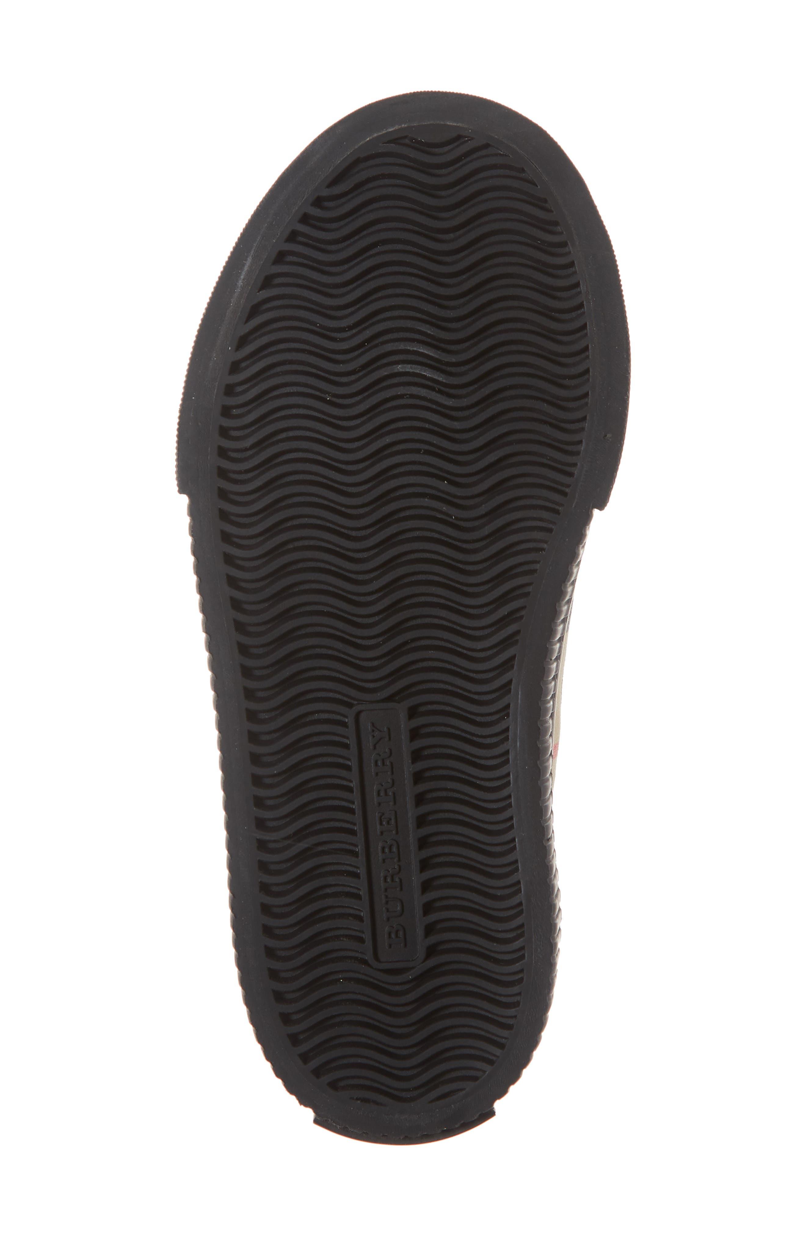 Belside Sneaker,                             Alternate thumbnail 6, color,                             ANTIQUE YELLOW/ BLACK