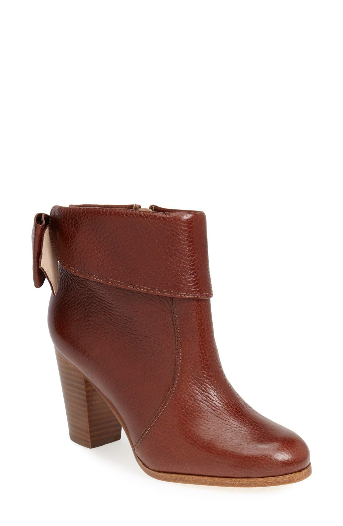 'lanise' leather boot,                             Main thumbnail 2, color,