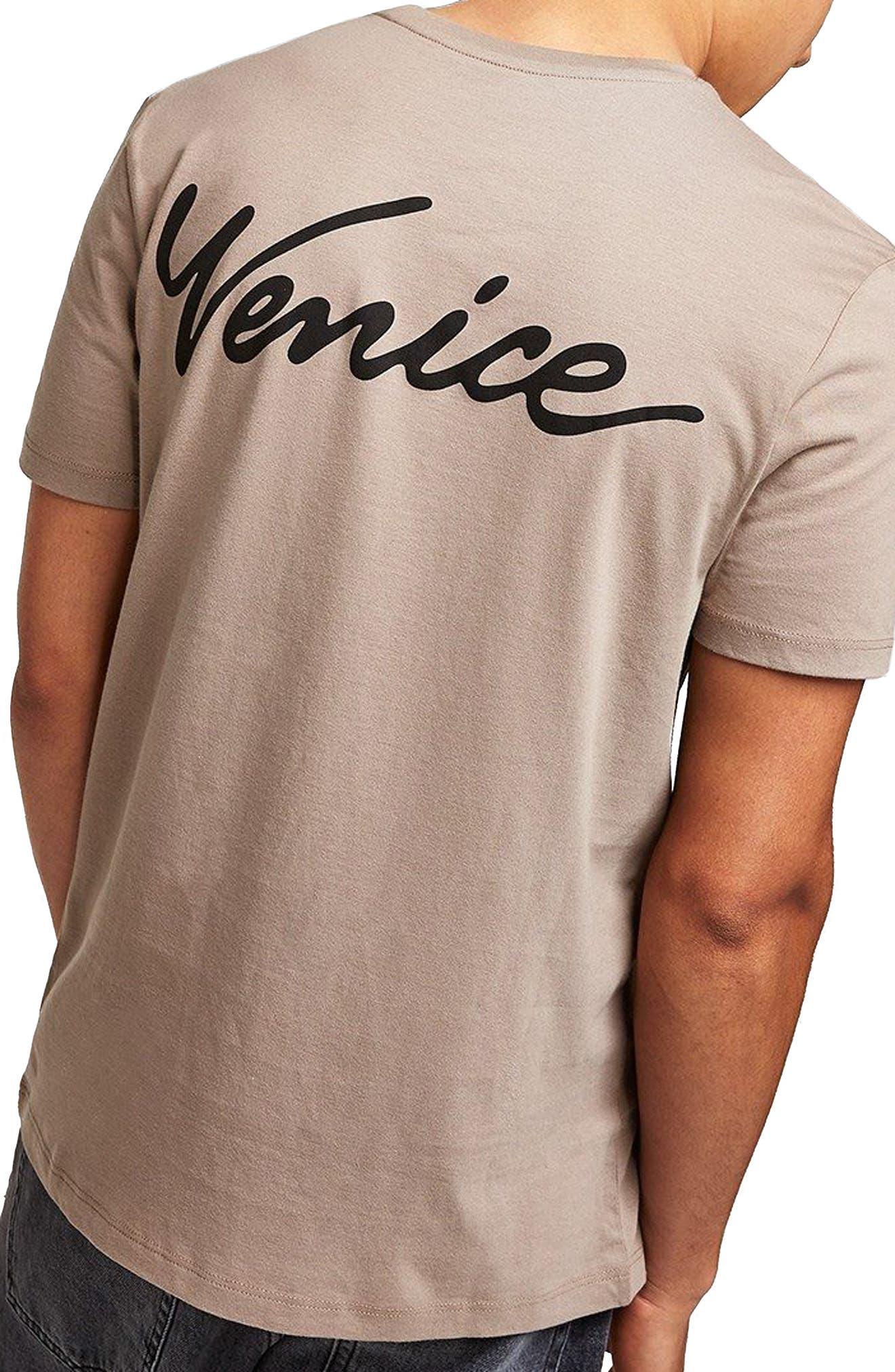 Slim Fit Venice Graphic T-Shirt,                             Alternate thumbnail 2, color,