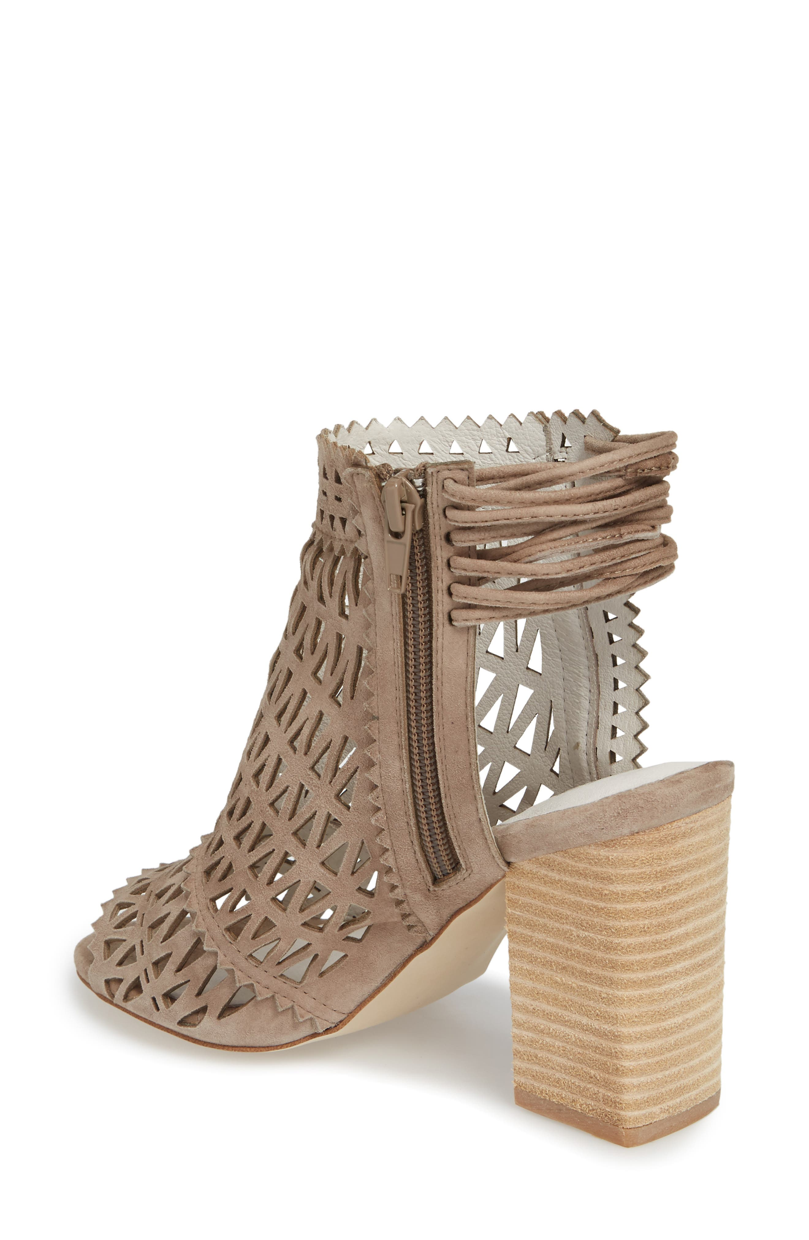 Ottawa Sandal,                             Alternate thumbnail 2, color,                             TAUPE SUEDE