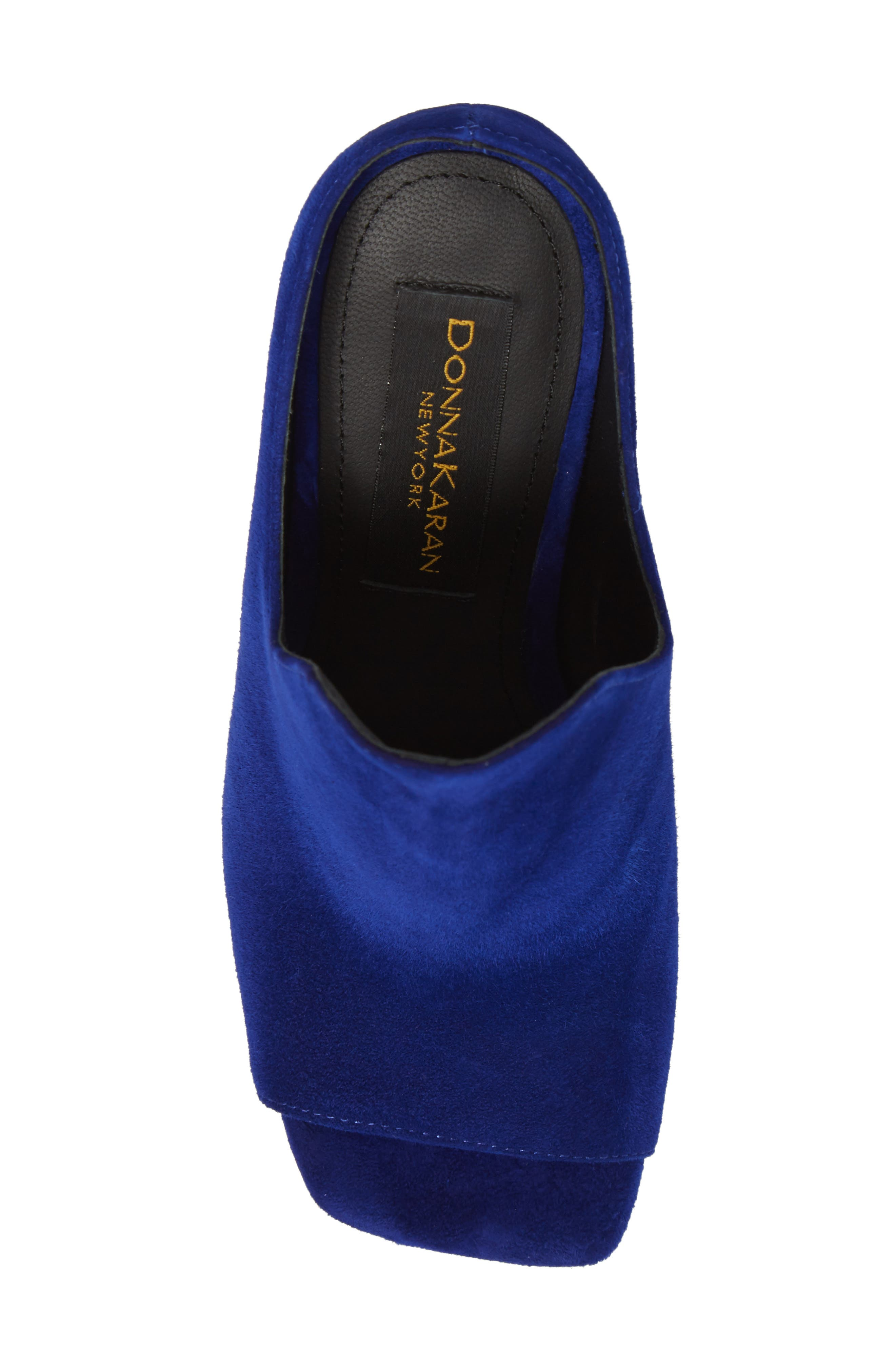 Donna Karan Sutton Mule,                             Alternate thumbnail 9, color,