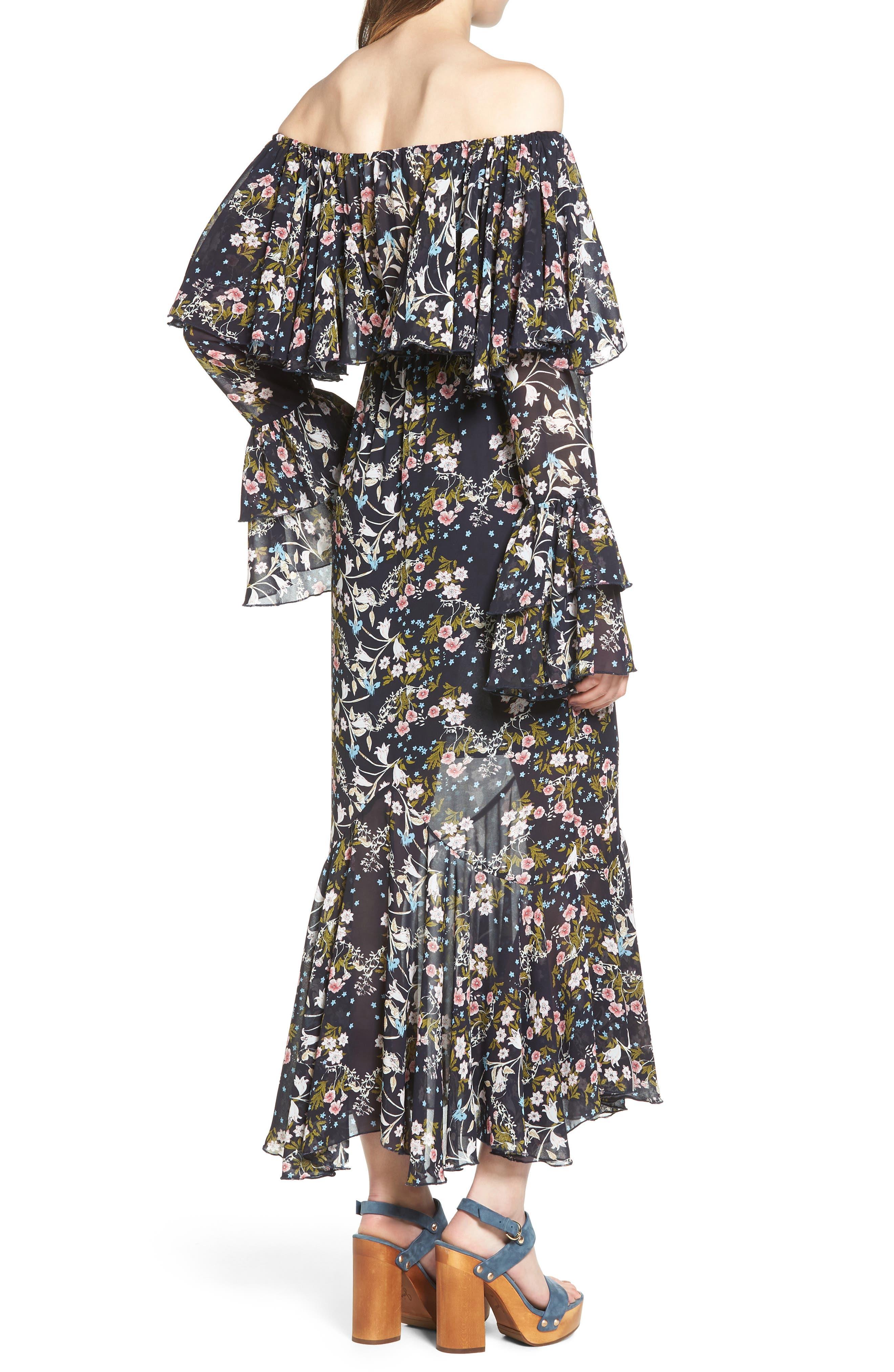 Day Dreamer Dress,                             Alternate thumbnail 4, color,