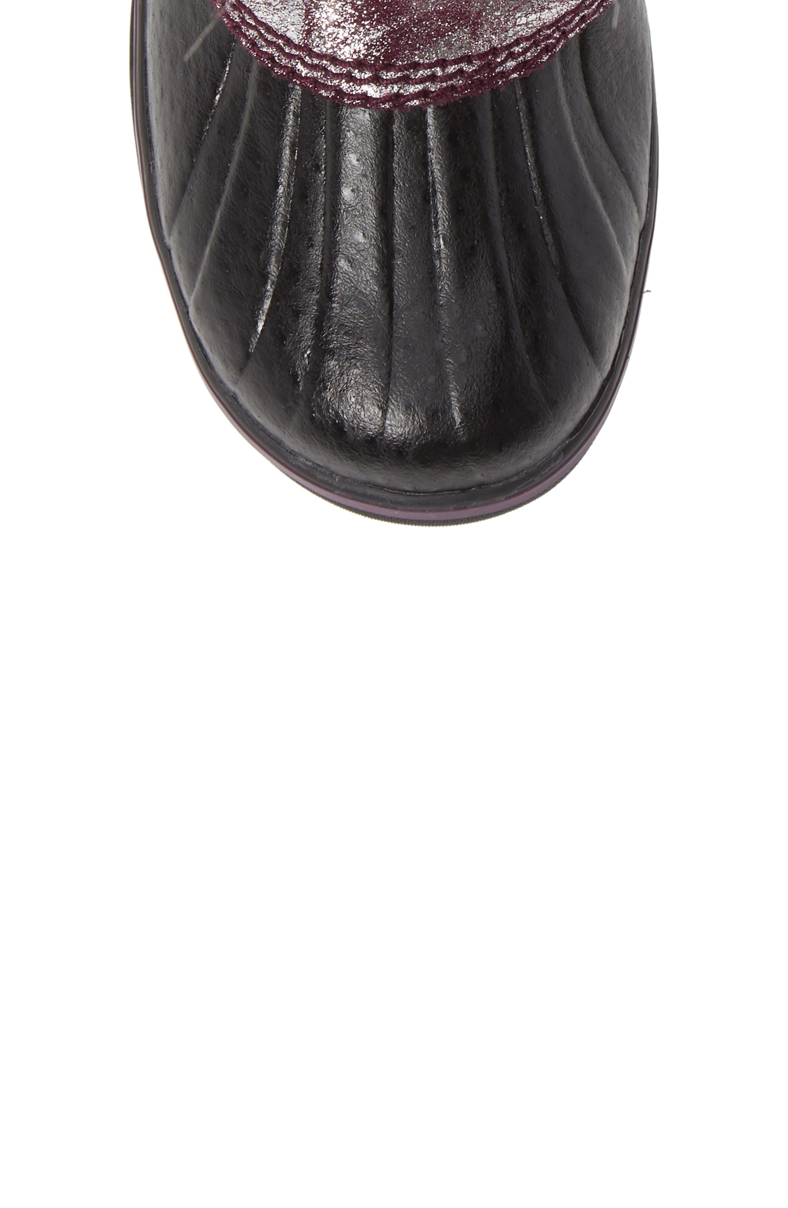 Tofino II Faux Fur Lined Waterproof Boot,                             Alternate thumbnail 5, color,                             562