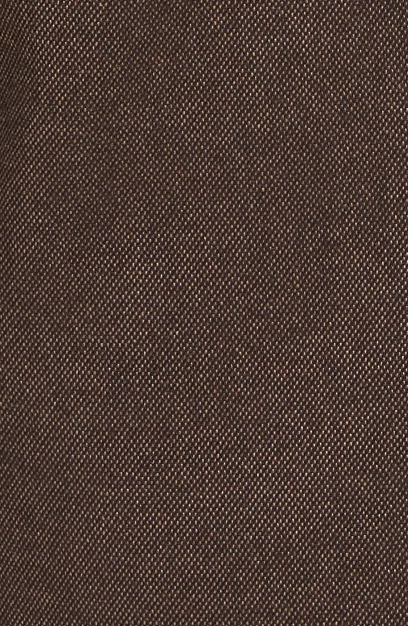 Freshman Modern Fit Brushed Pants,                             Alternate thumbnail 5, color,                             214