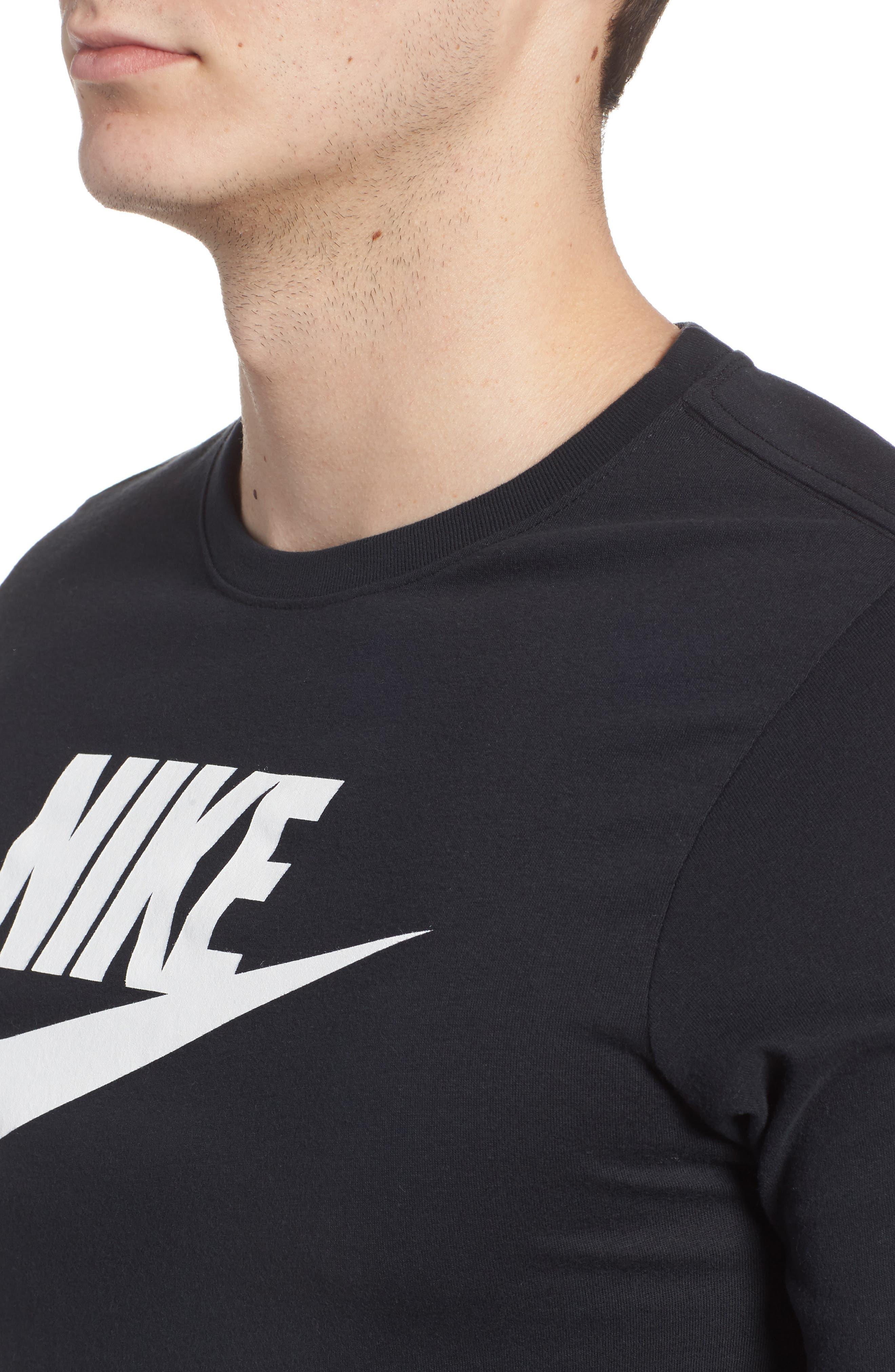 'Tee-Futura Icon' Graphic T-Shirt,                             Alternate thumbnail 69, color,