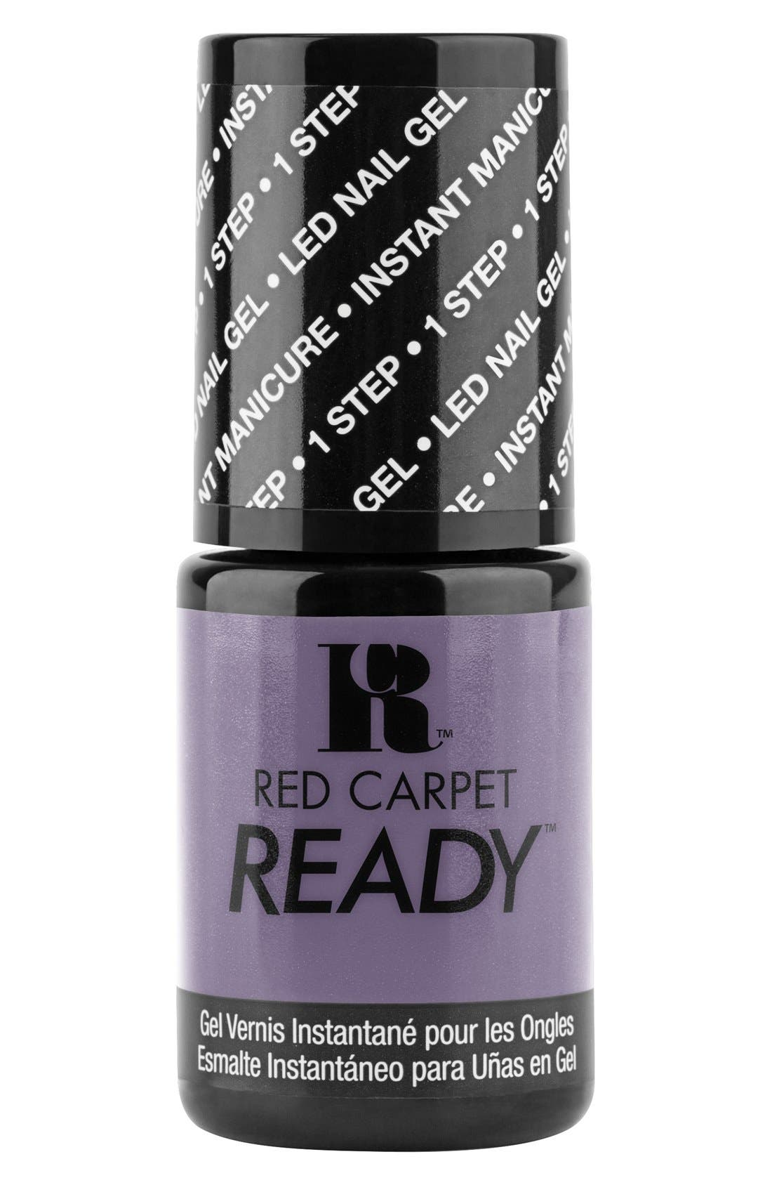 'Red Carpet Ready' LED Nail Gel Polish,                             Main thumbnail 12, color,