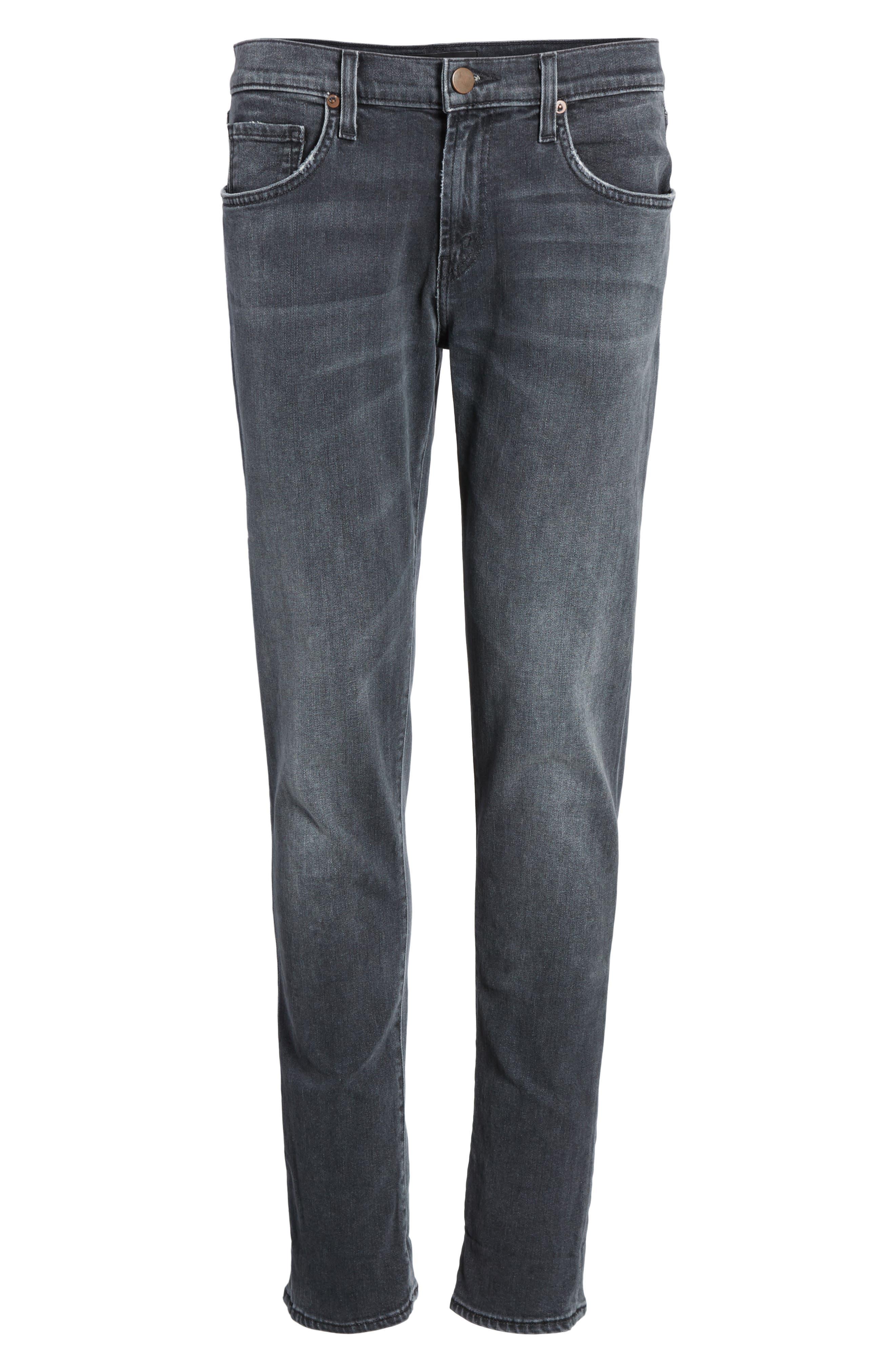 Tyler Slim Jeans,                             Alternate thumbnail 6, color,                             400