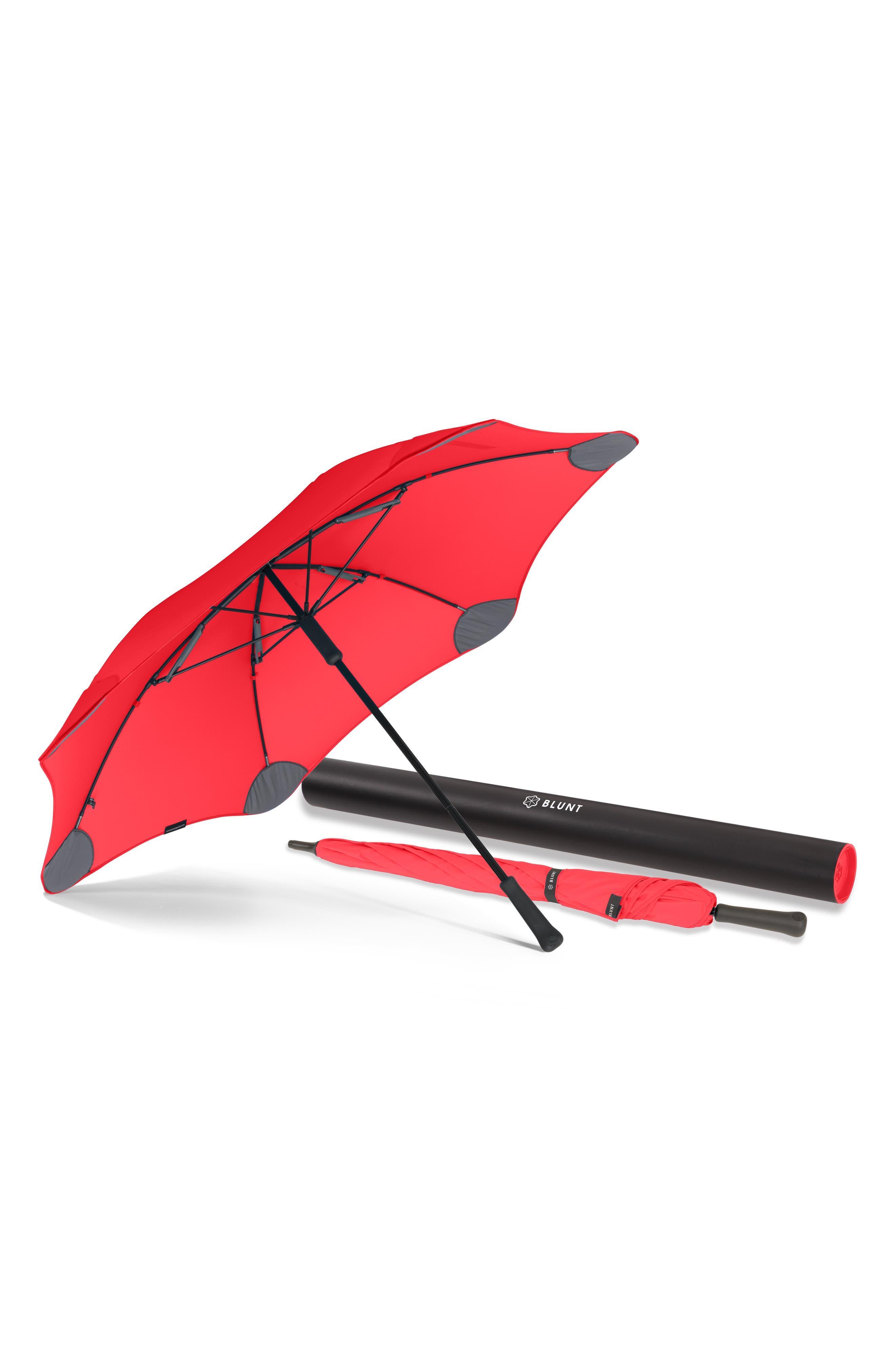Classic Umbrella,                             Alternate thumbnail 6, color,                             RED
