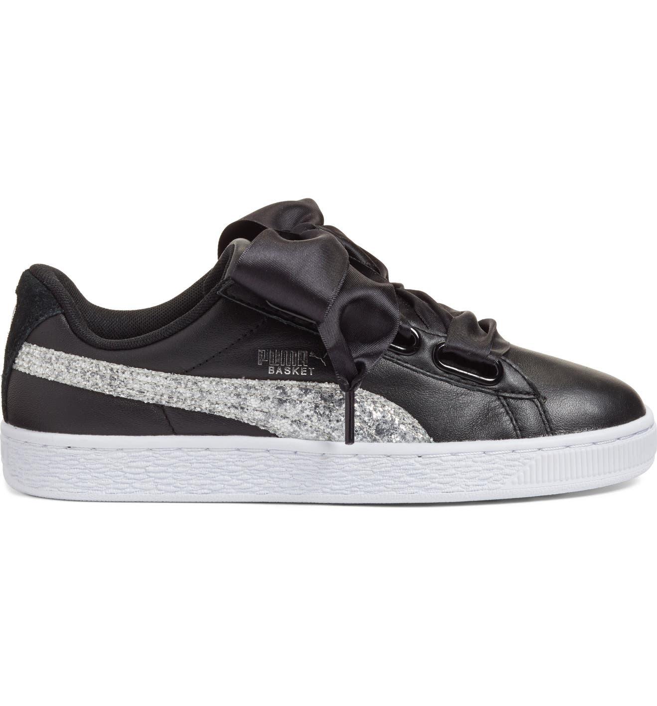 7b19c08376b Puma Basket Heart Sneaker