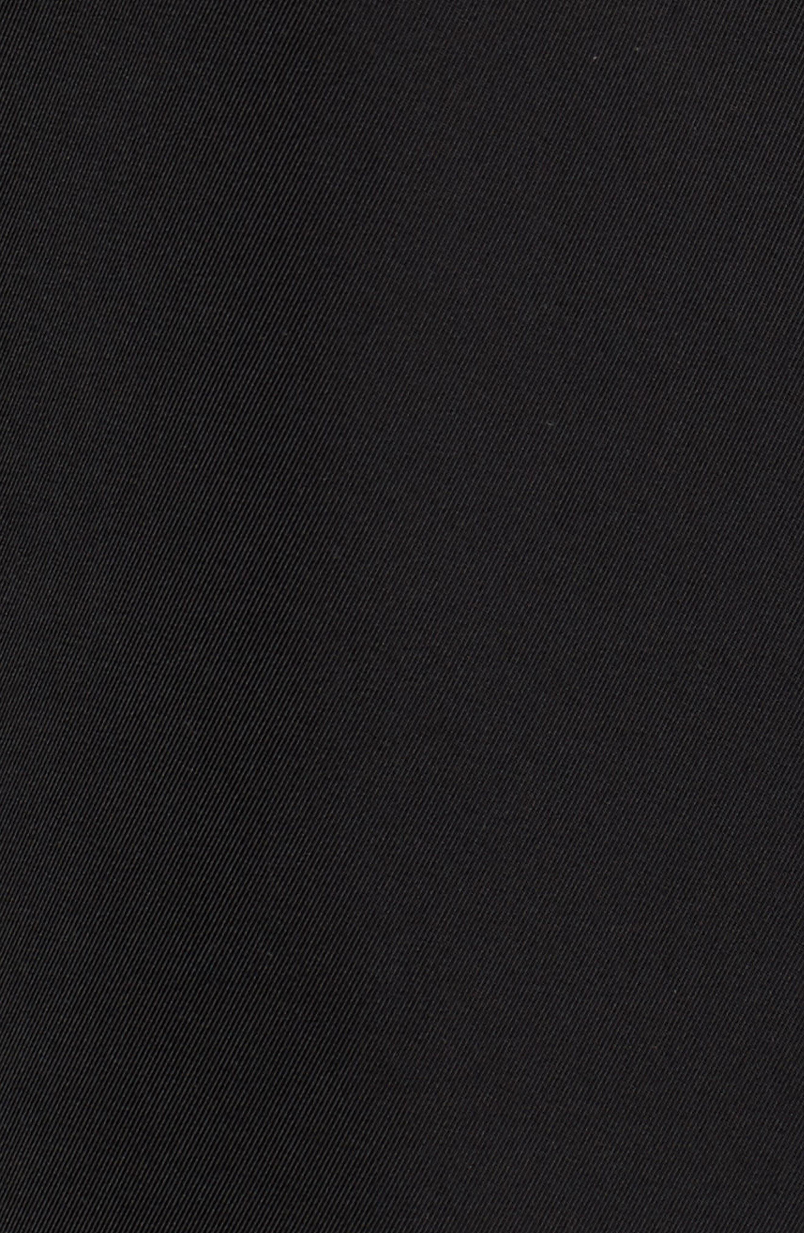 Hardy Getaway Raincoat,                             Alternate thumbnail 6, color,                             BLACK