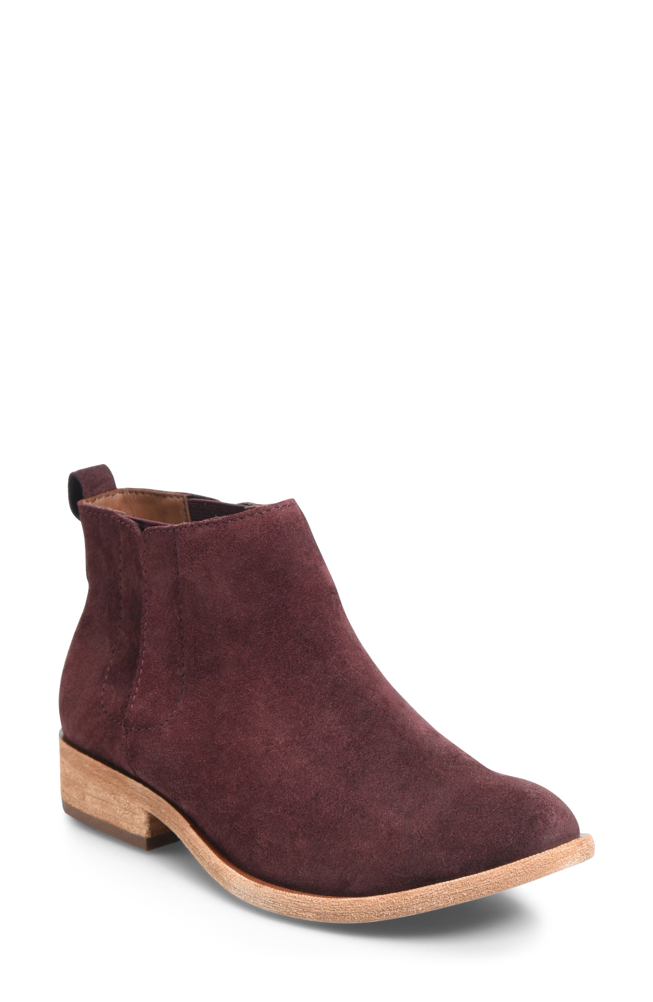 Kork-Ease Velma Bootie, Red