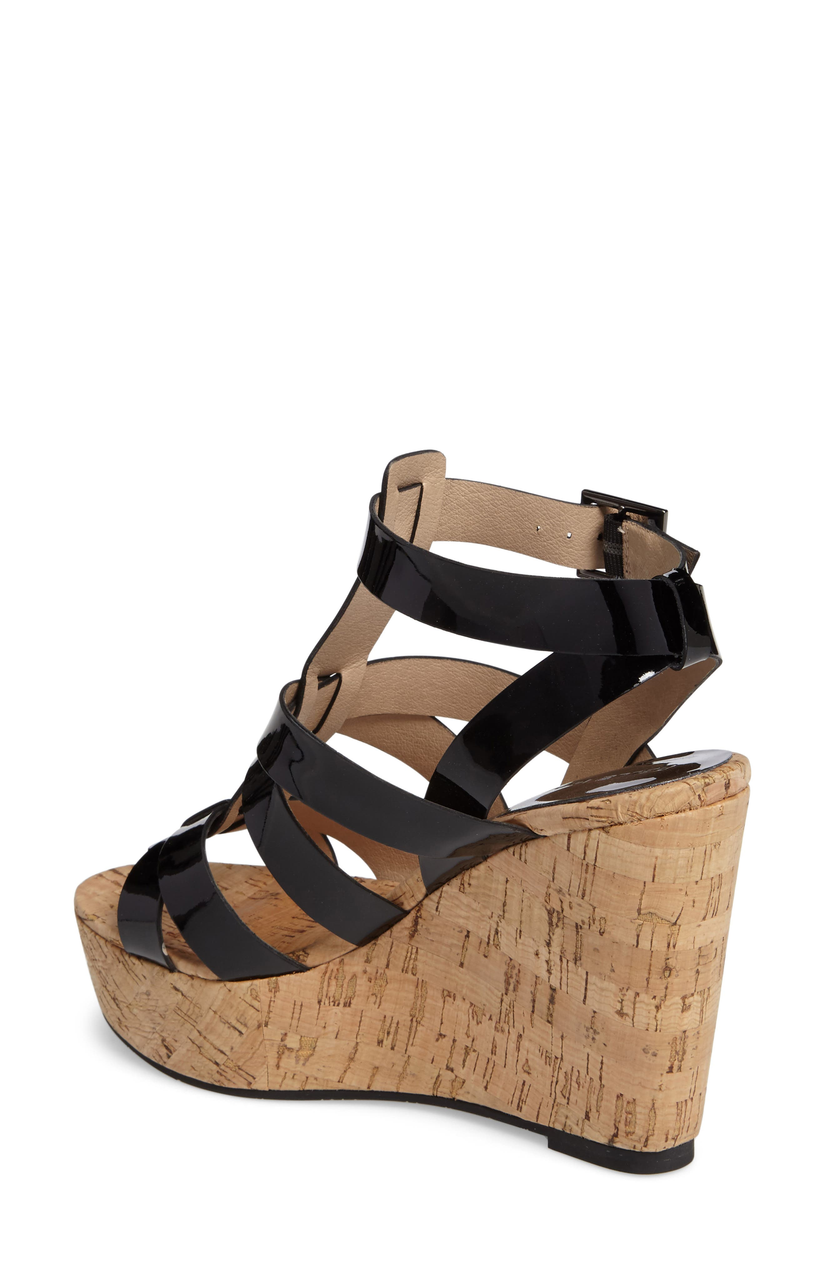Rayjay Wedge Sandal,                             Alternate thumbnail 5, color,