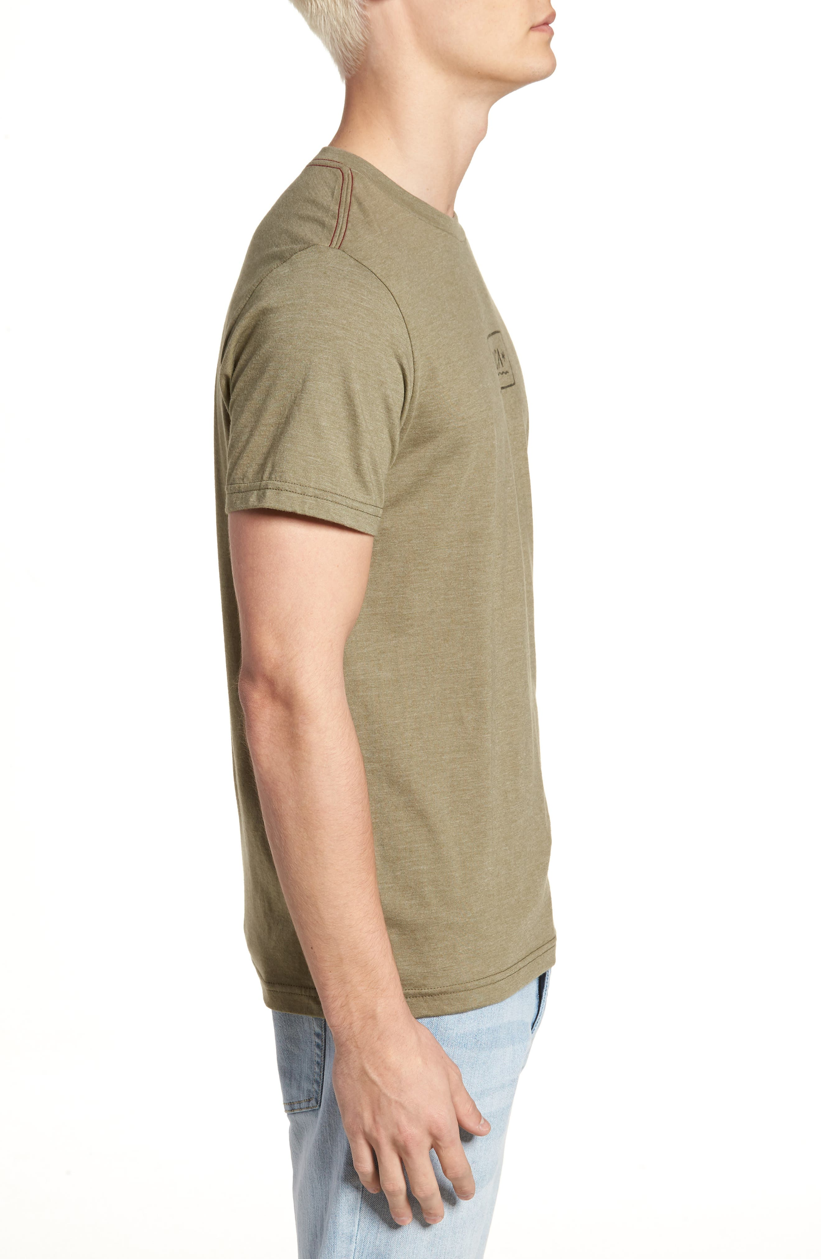 Isthmus Graphic T-Shirt,                             Alternate thumbnail 3, color,                             351