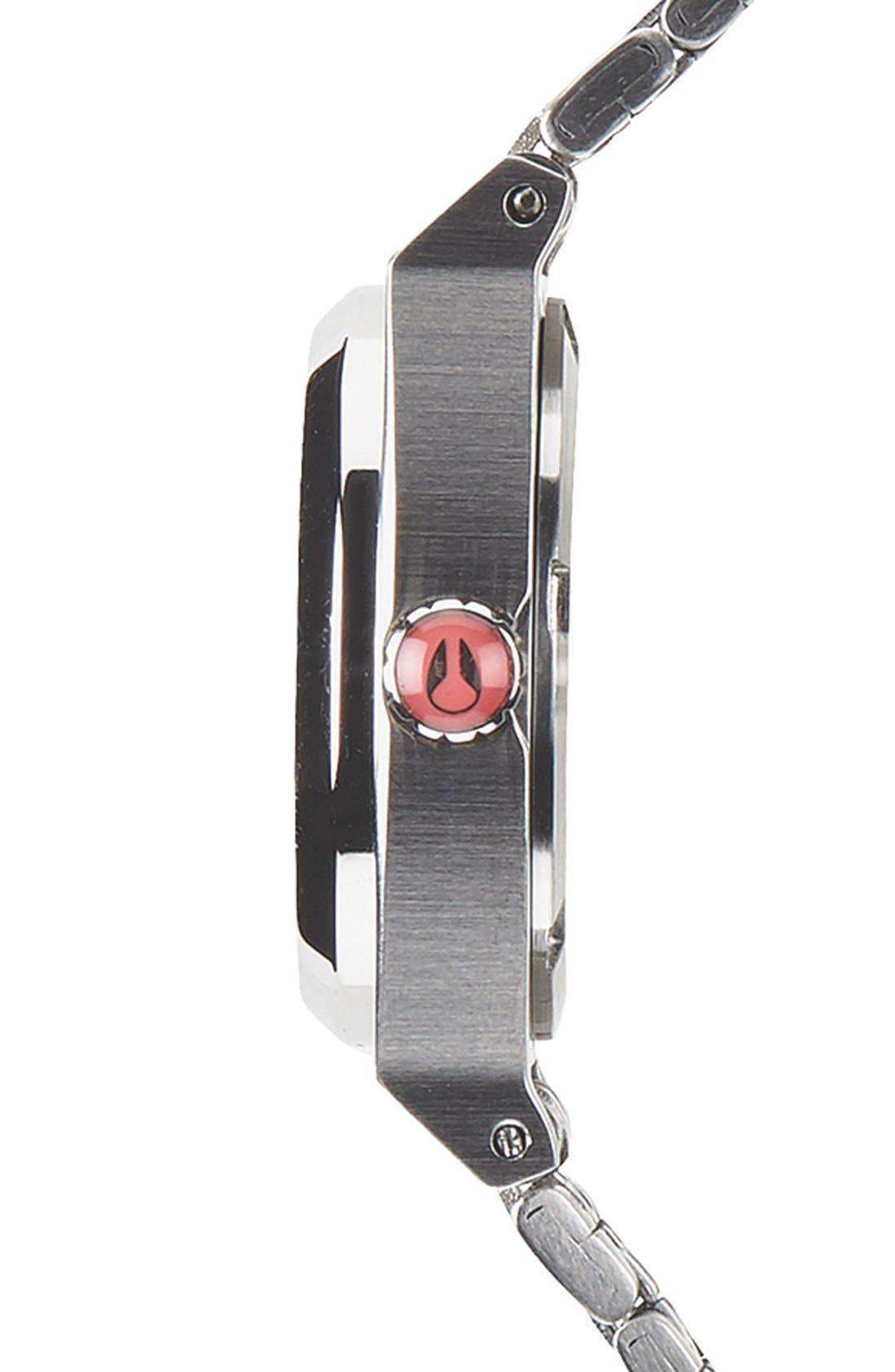 'The Small Time Teller' Bracelet Watch, 26mm,                             Alternate thumbnail 35, color,