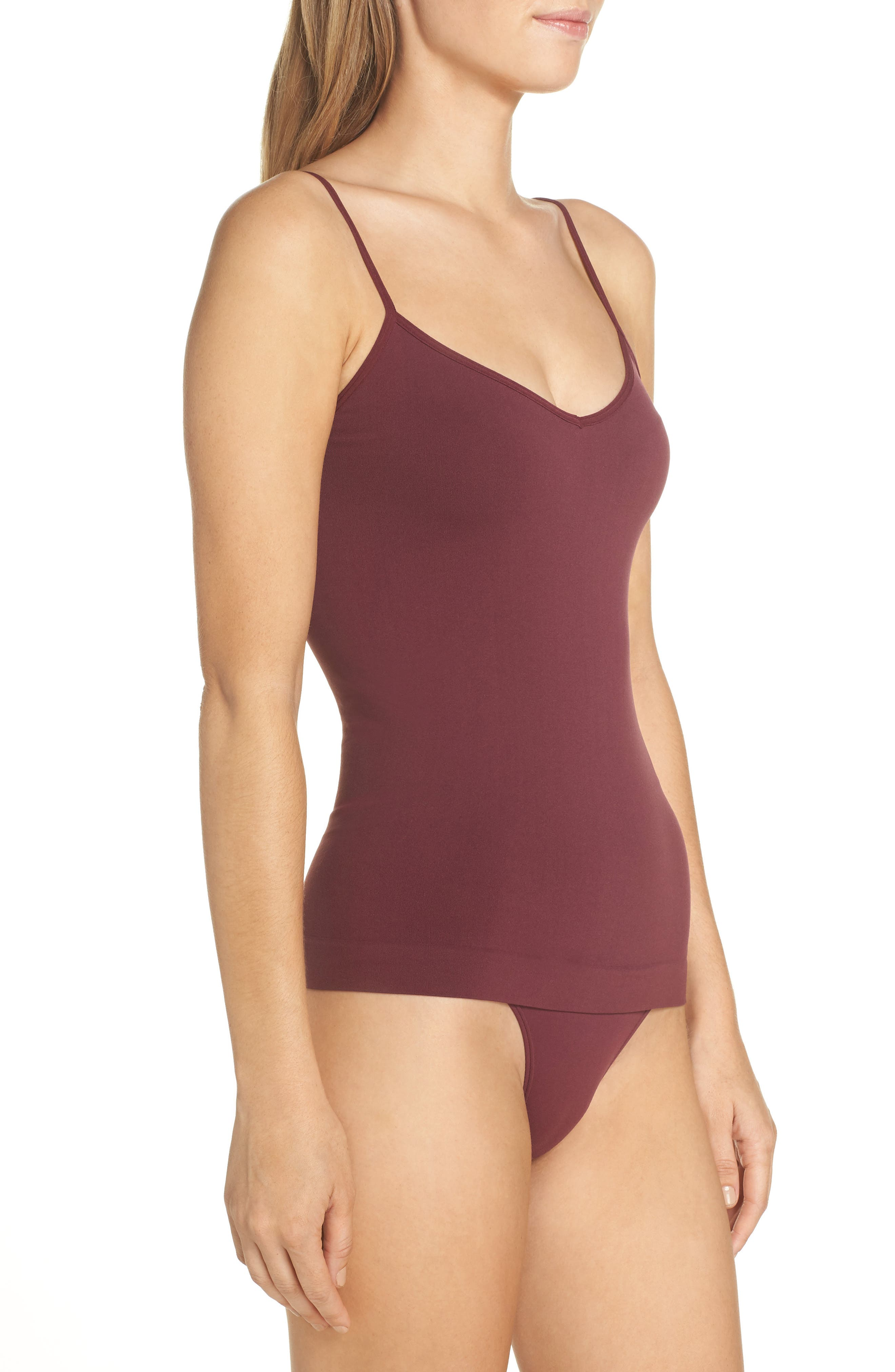 Seamless Two-Way Camisole,                             Alternate thumbnail 4, color,                             930