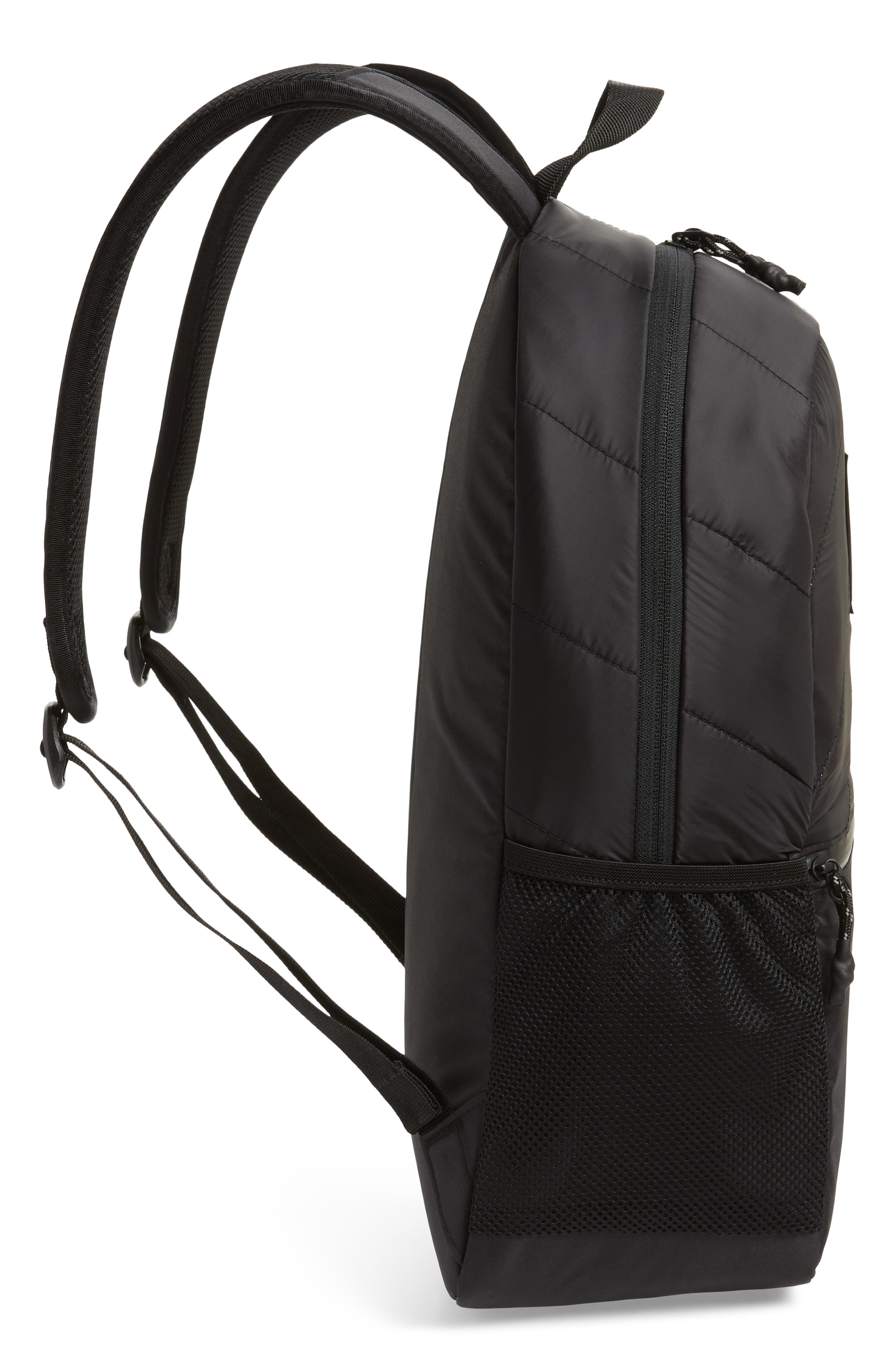 Classic Backpack,                             Alternate thumbnail 5, color,                             BLACK