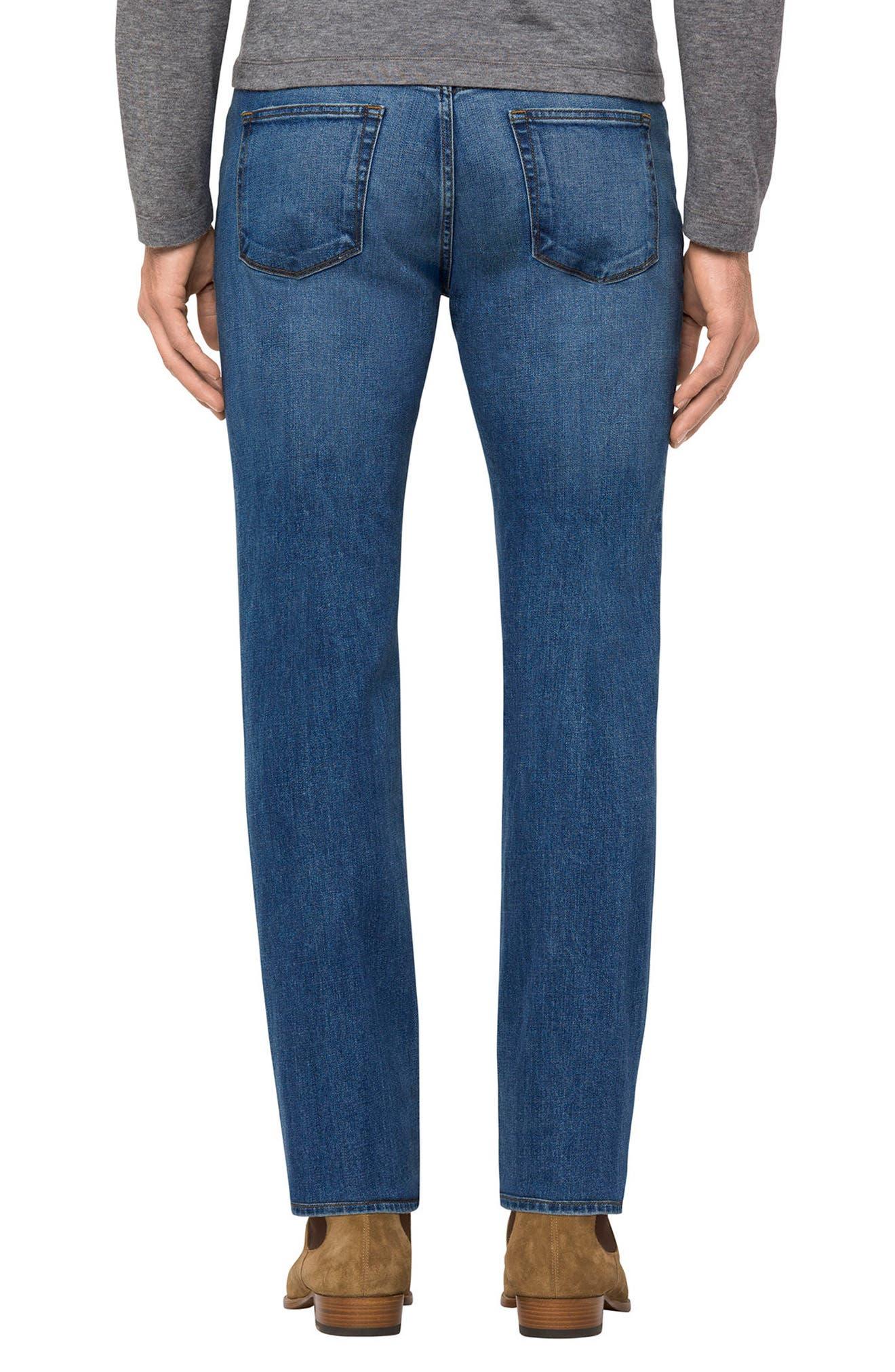 Tyler Slim Fit Jeans,                             Alternate thumbnail 2, color,                             HAMMERHEAD
