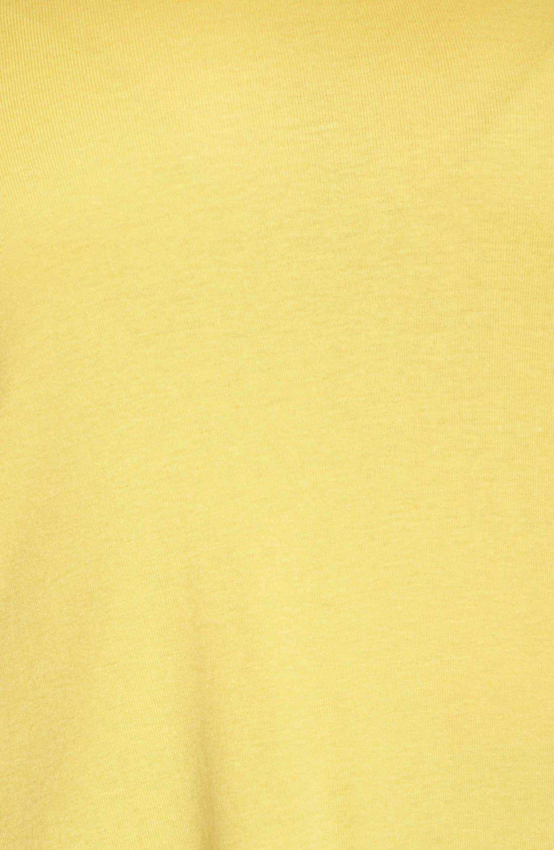 Short Sleeve V-Neck Tee,                             Alternate thumbnail 171, color,