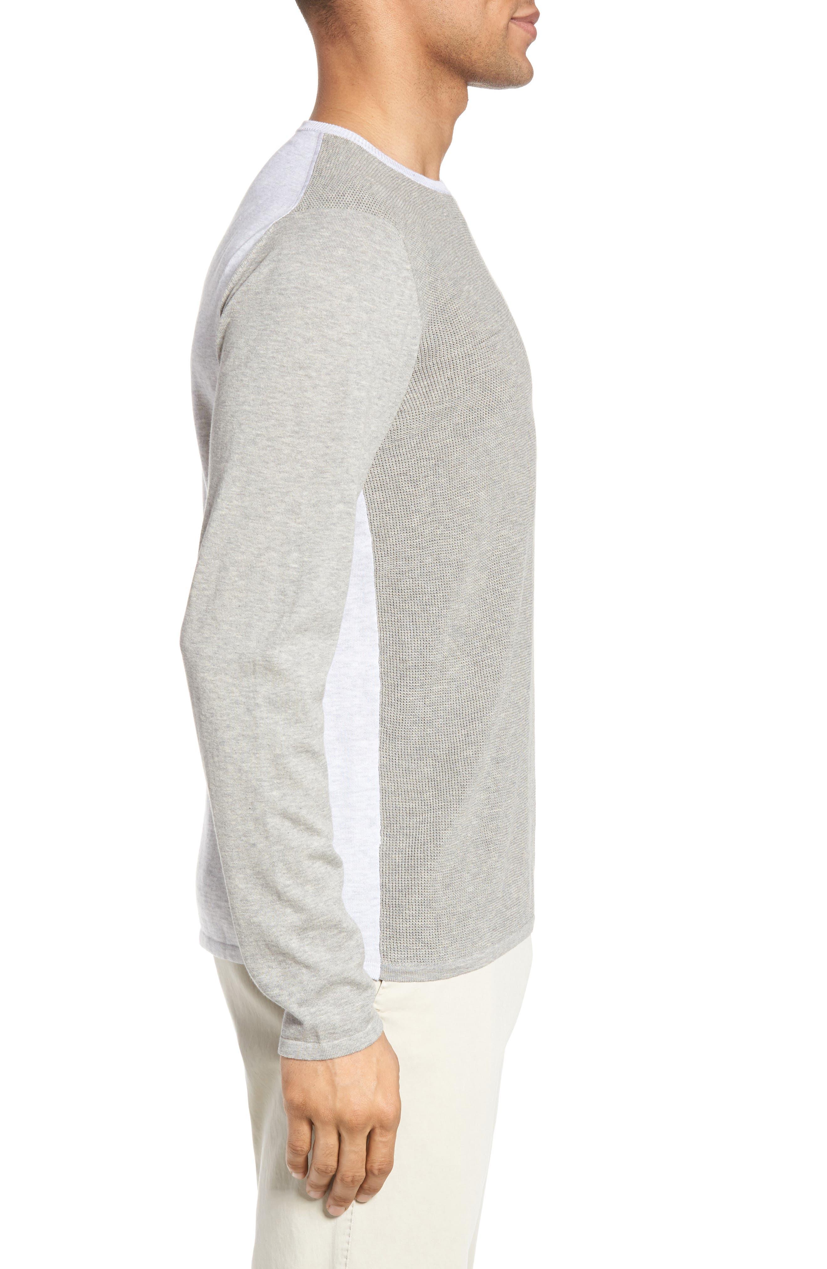 Boxwood Sweater,                             Alternate thumbnail 3, color,                             020
